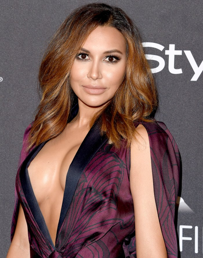 Naya Rivera arrives at the 2016 InStyle And Warner Bros. 73rd Annual Golden Globe Awards Post-Party at The Beverly Hilton Hotel on January 10, 2016 in Beverly Hills, California.