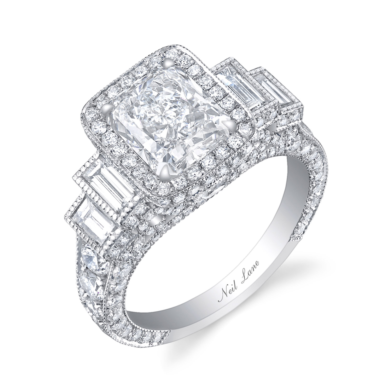 Bachelor Finale See Ben Higgins 100k Diamond Engagement Ring