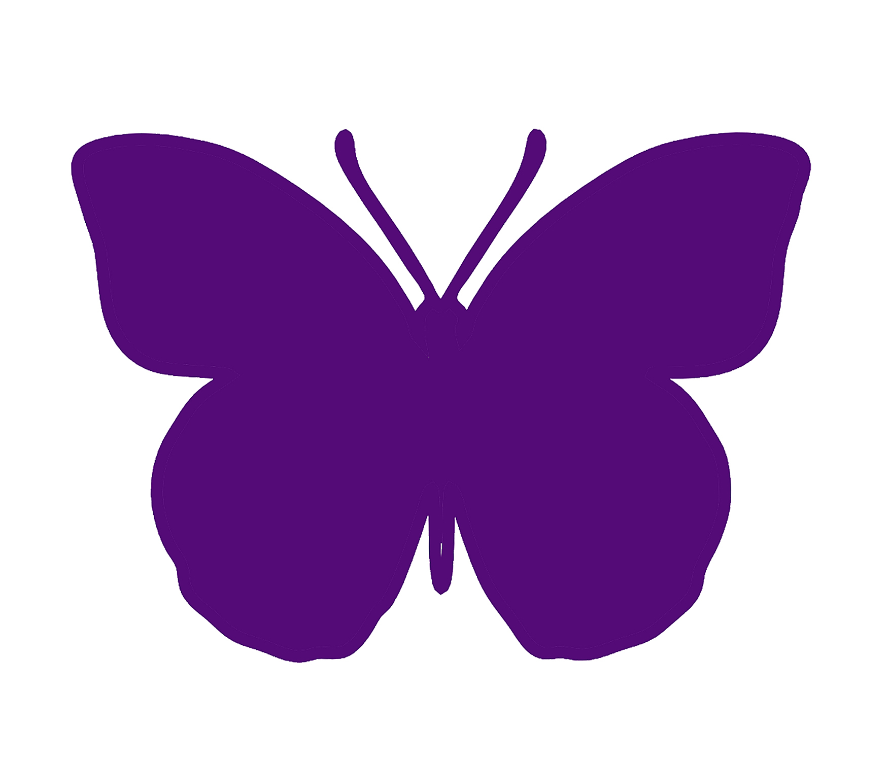 What Purple Butterfly Stickers at the Hospital Mean