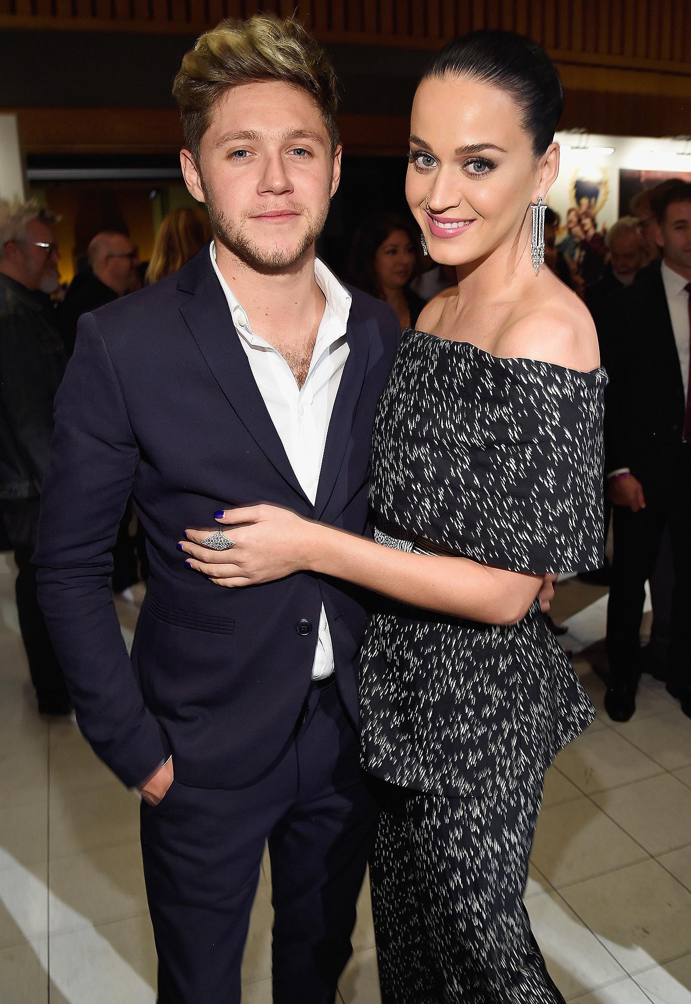 Niall and ariana dating kanye