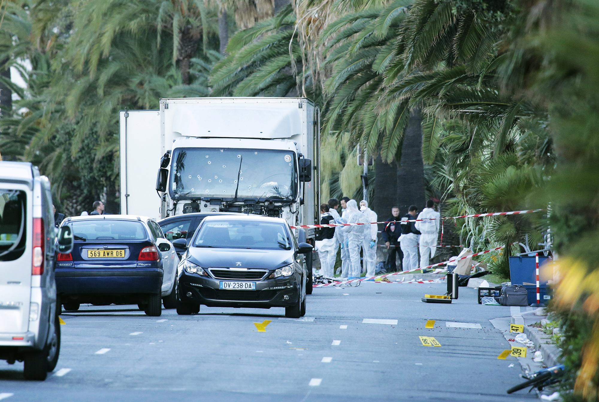 Nice Terror Attacks