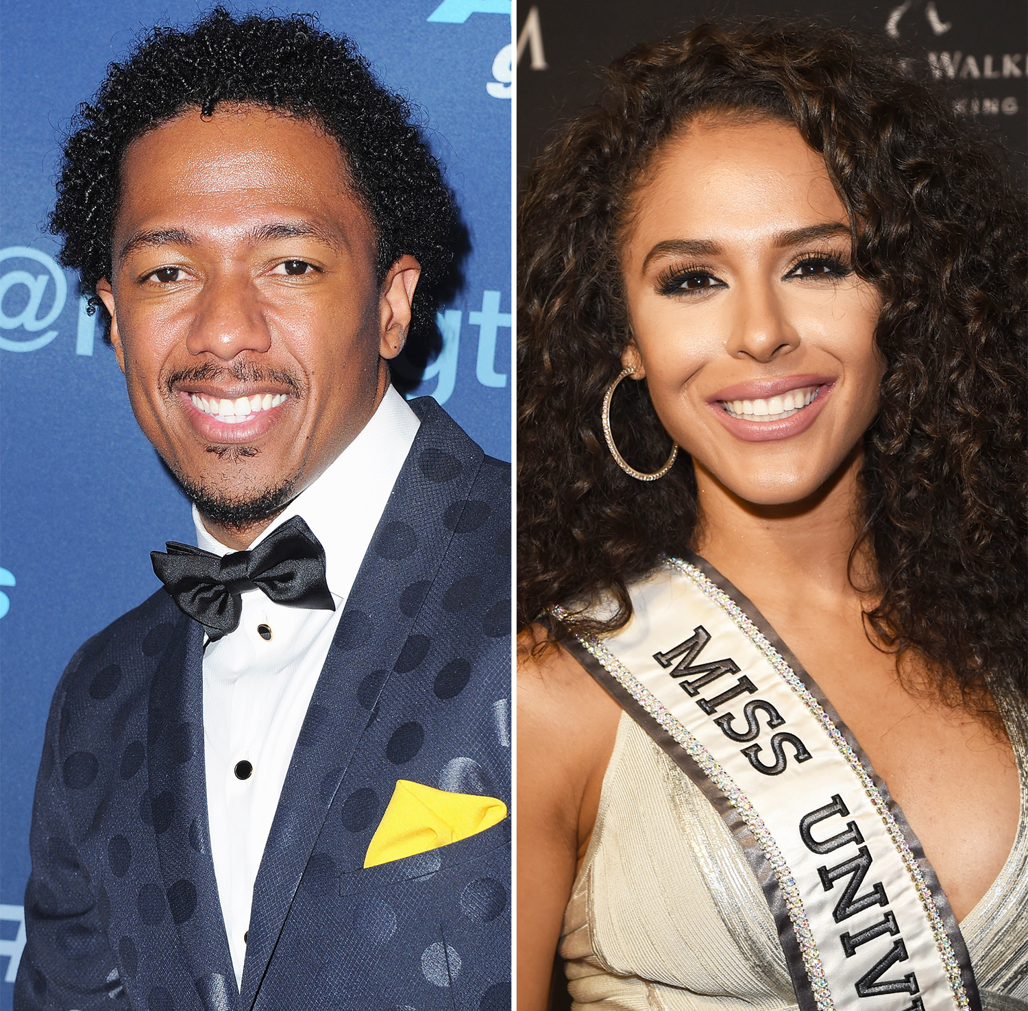 Cannon girlfriends nick Nick Cannon's