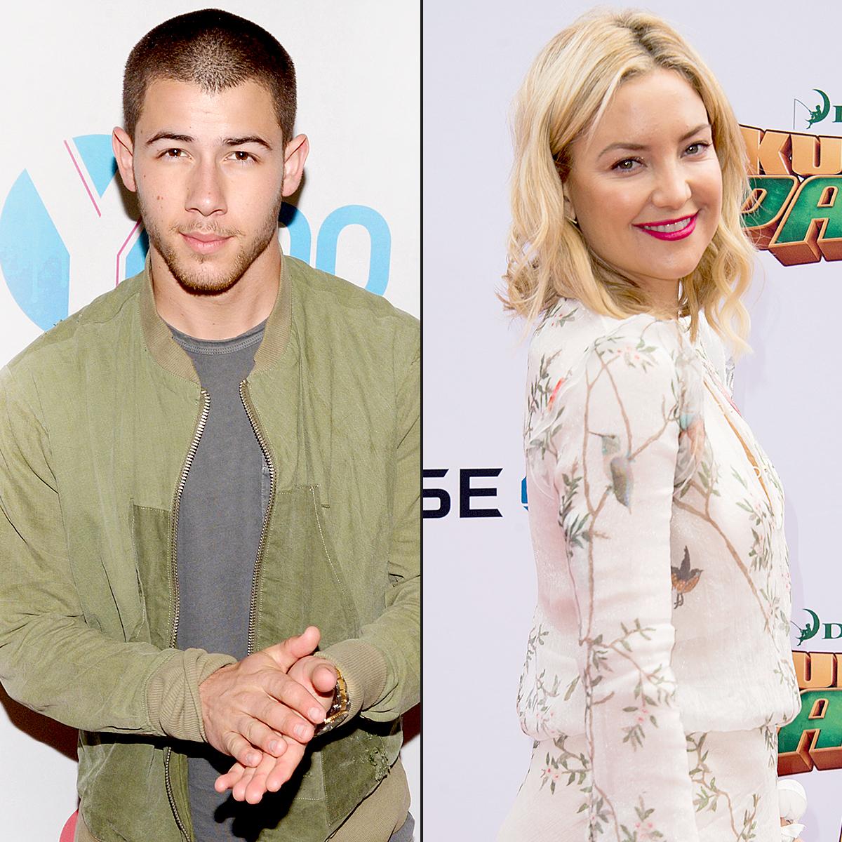 Nick Jonas / Kate Hudson
