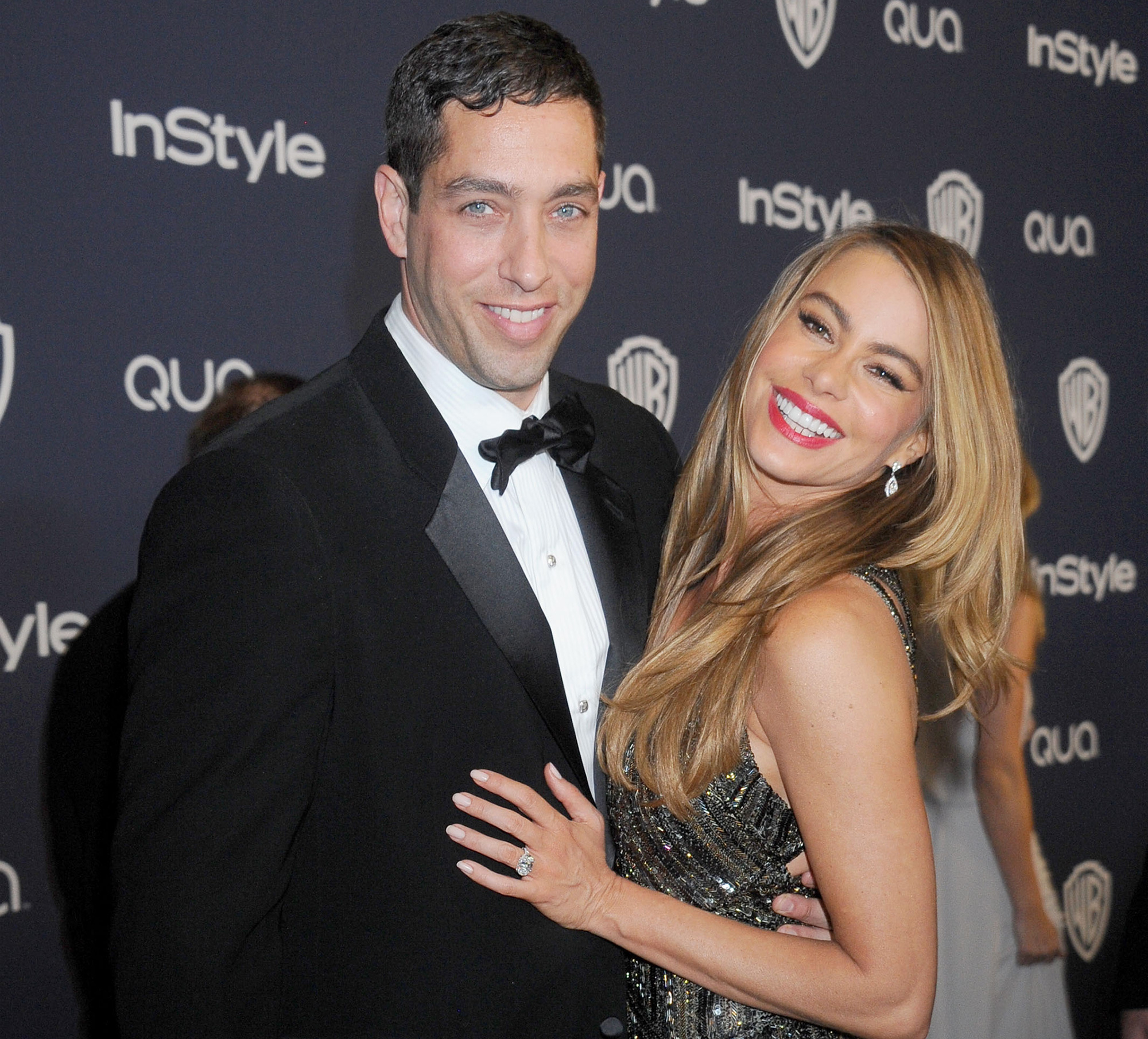 nick loeb, sofia vergara, instyle awards, embryo, legal case
