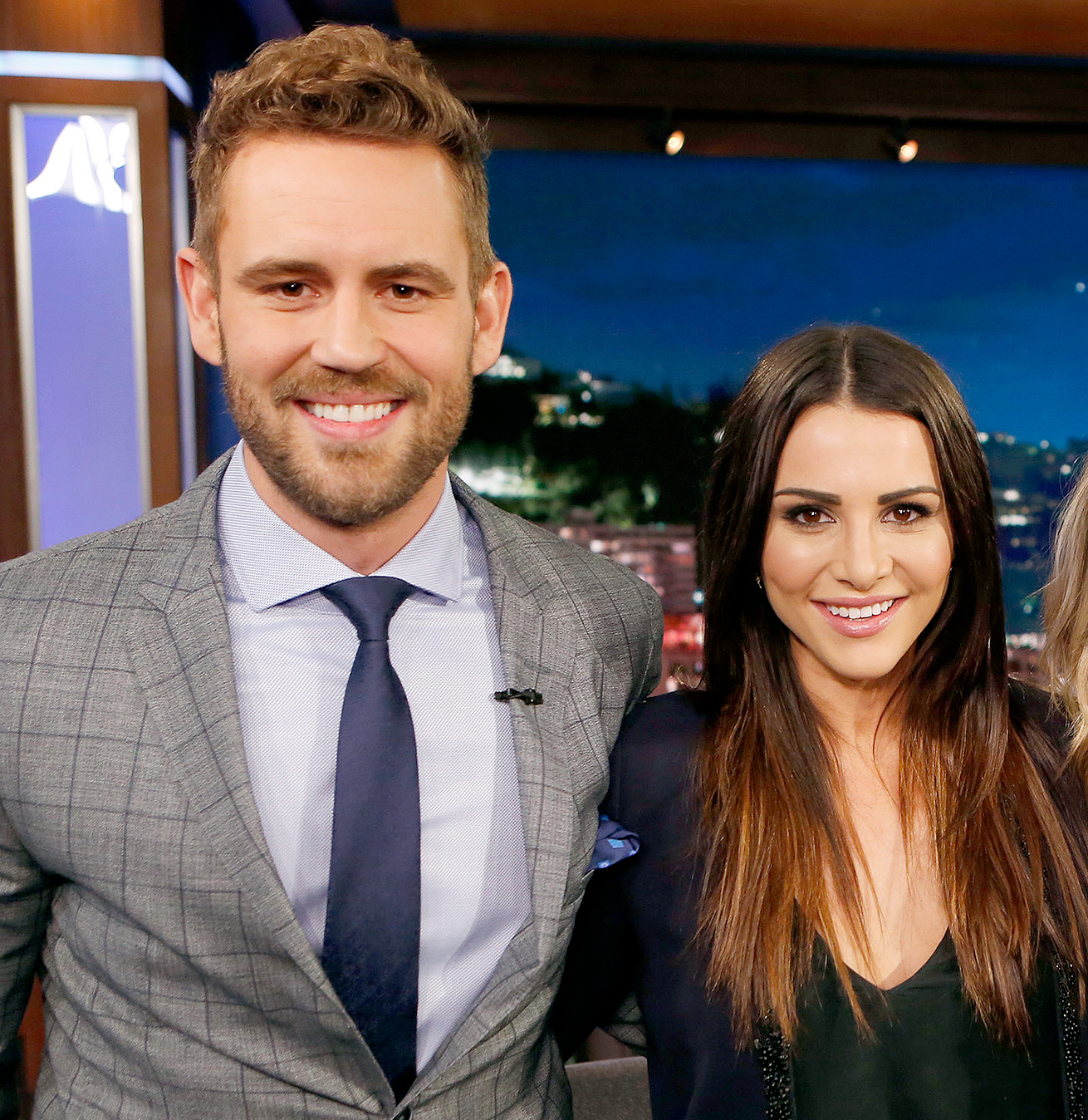 Nick Viall and Andi Dorfman