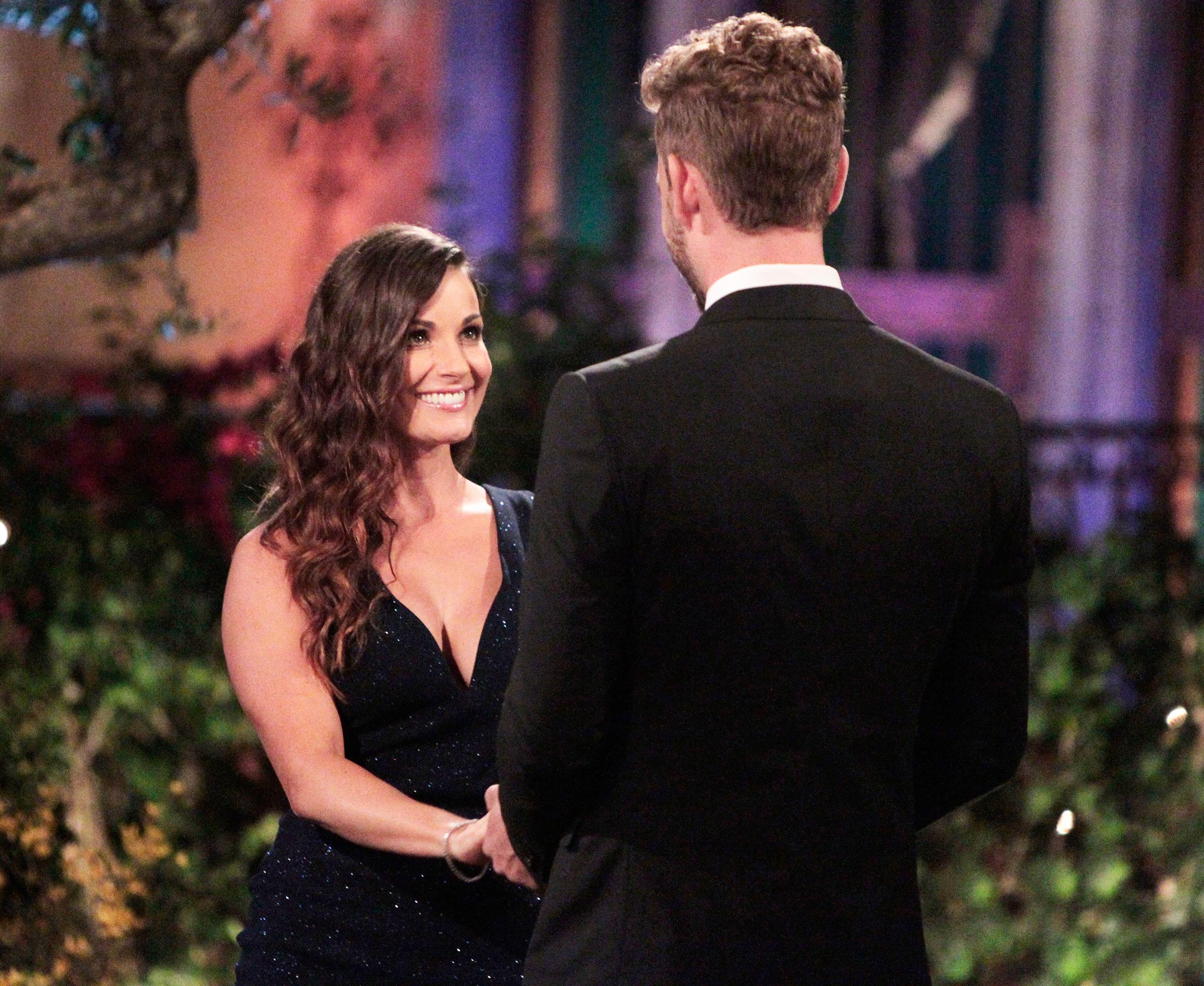 Liz and Nick Viall
