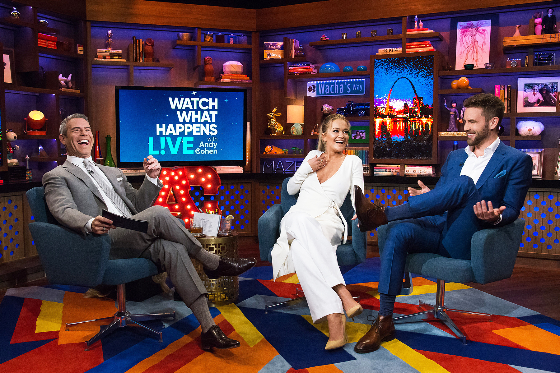 Nick Viall Watch What Happens Live