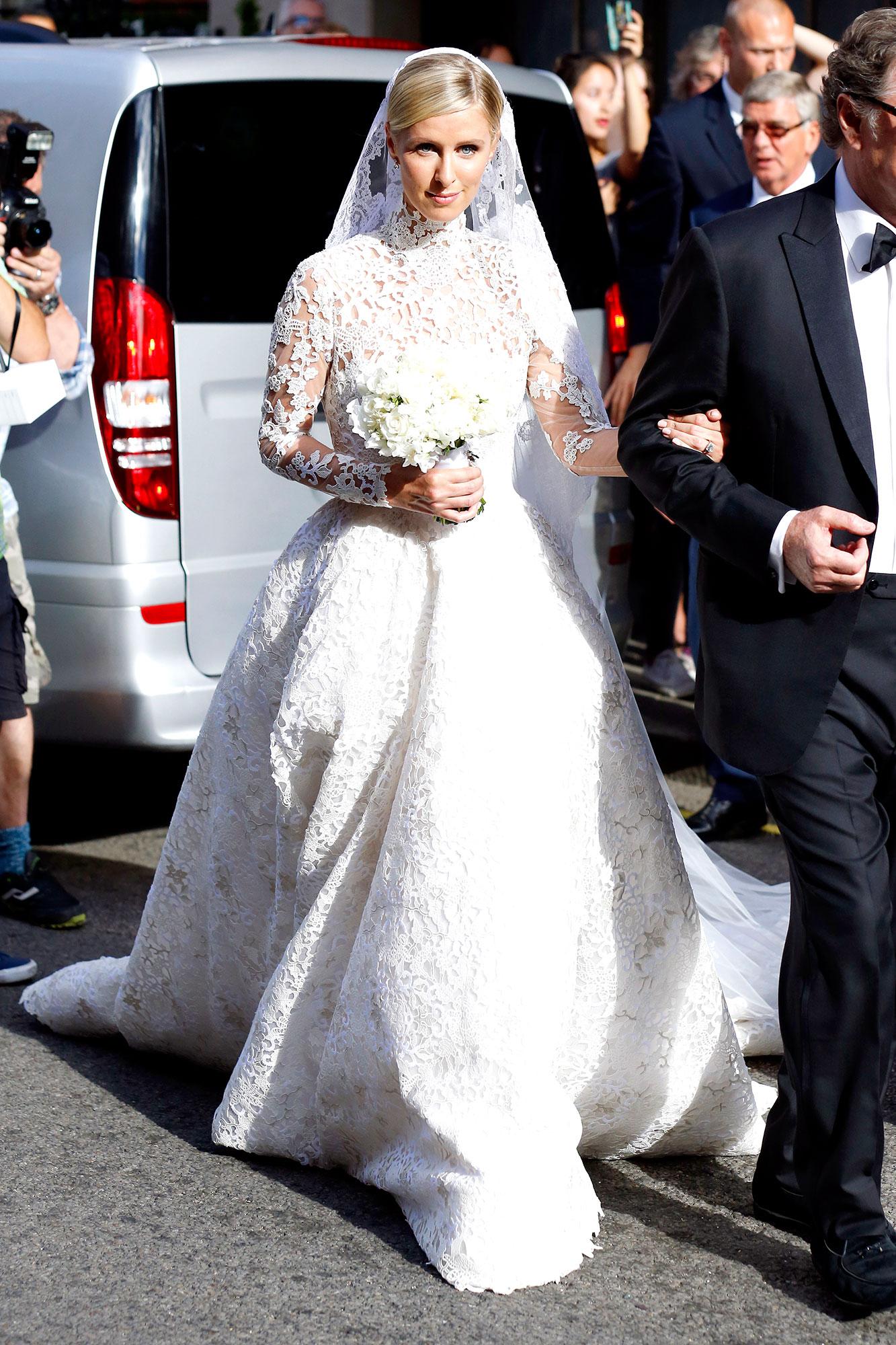 Wedding Dresses Celebs