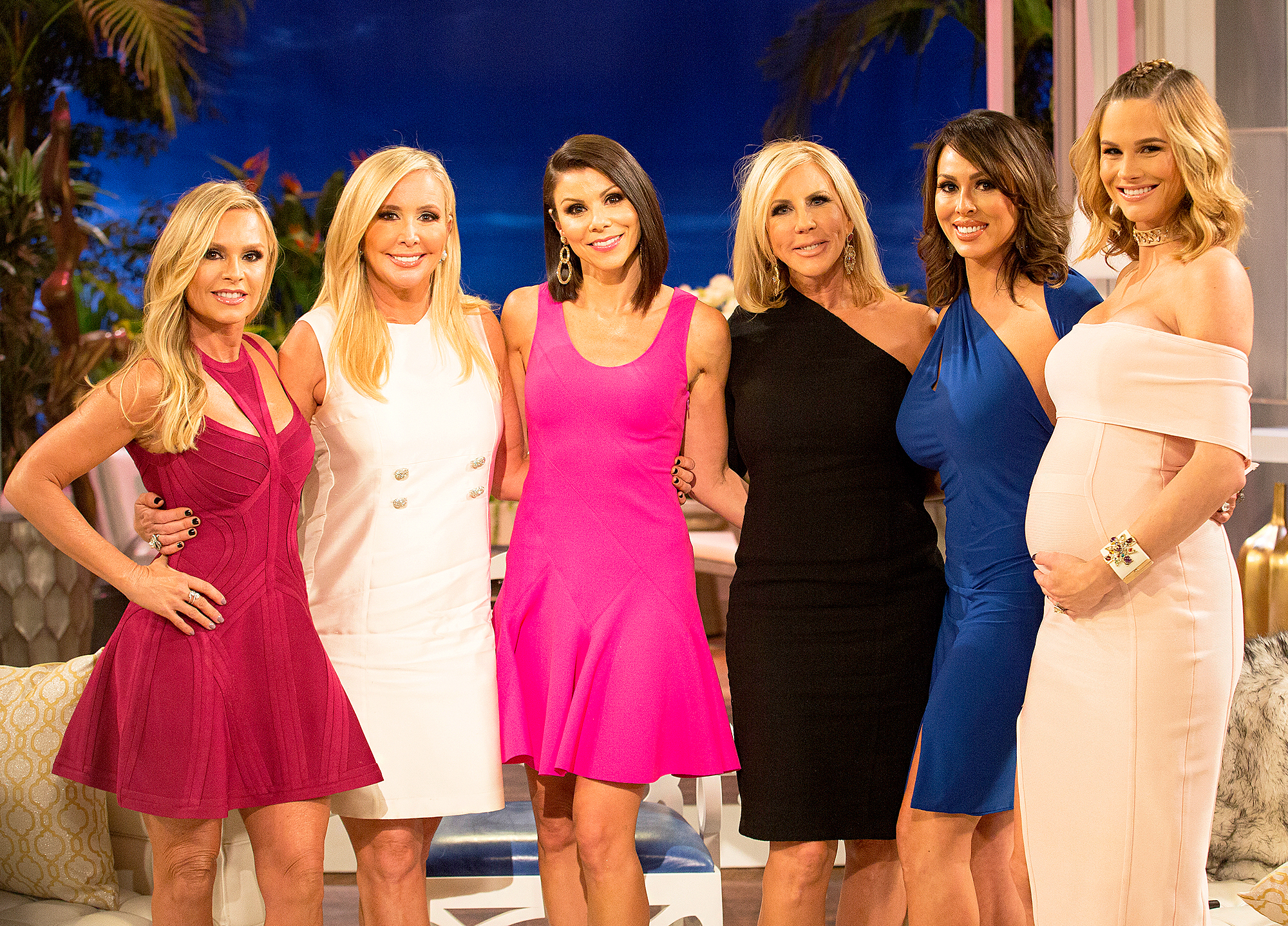 The Real Housewives of Orange County Reunion Part 2: Sex