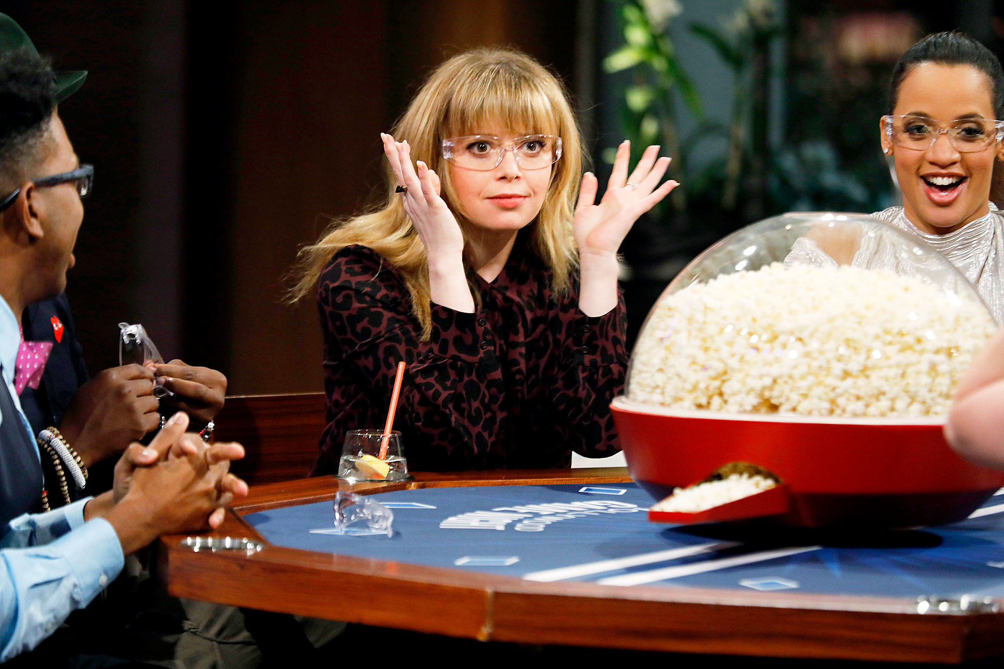 Natasha Lyonne Hollywood Game Night