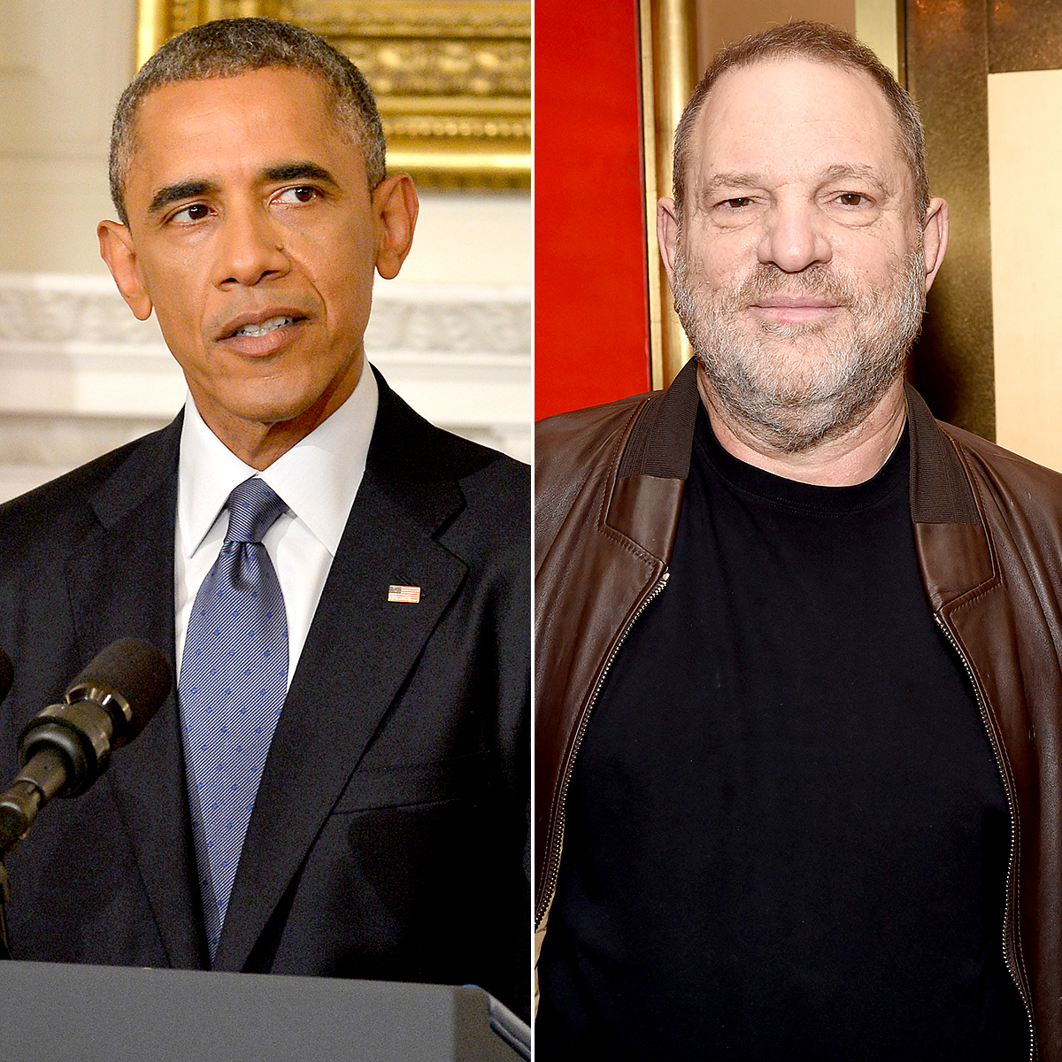 """President Obama Says He and Wife Michelle Are 'Disgusted"""" by Harvey Weinstein Allegations"""