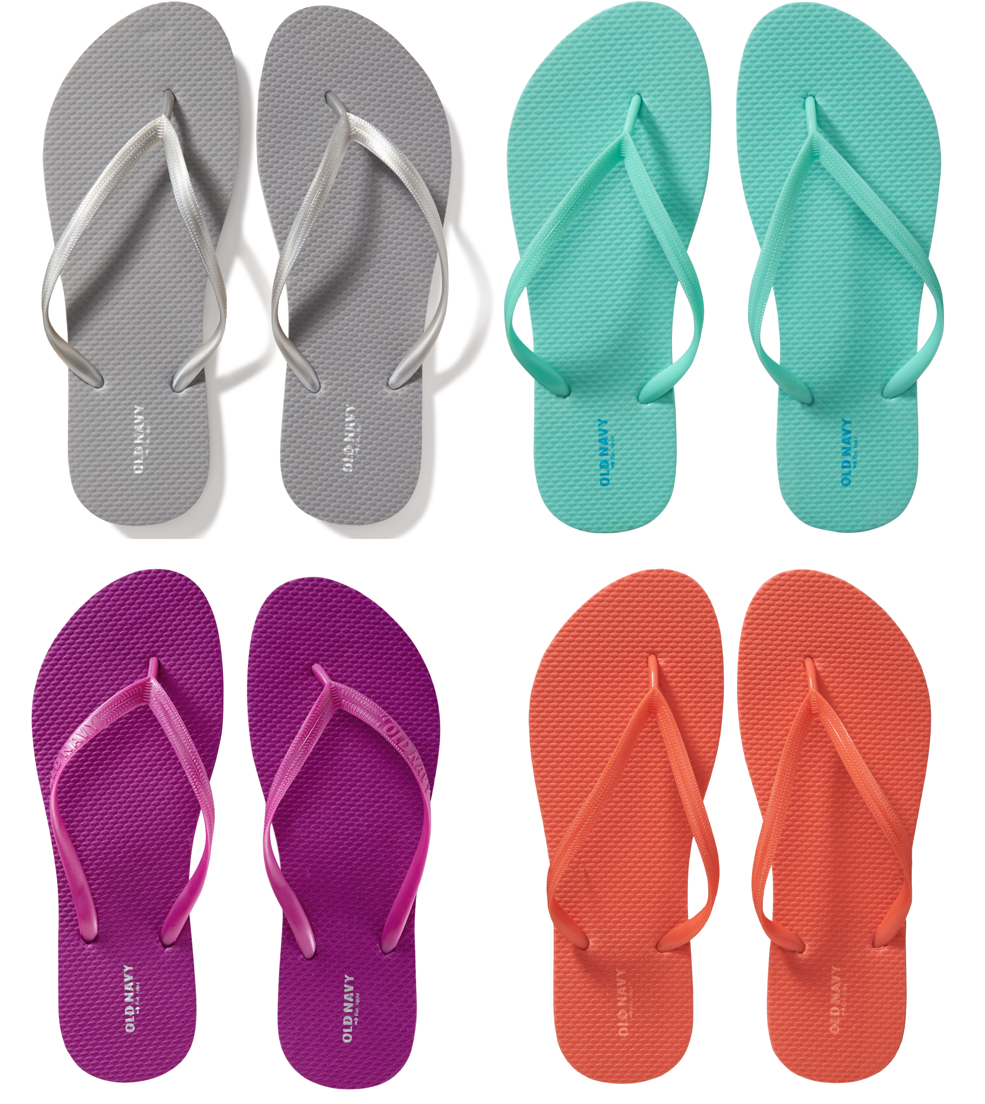 845b7eb79f7b Old Navy Flip-Flops Will Go on Sale for  1 on Saturday
