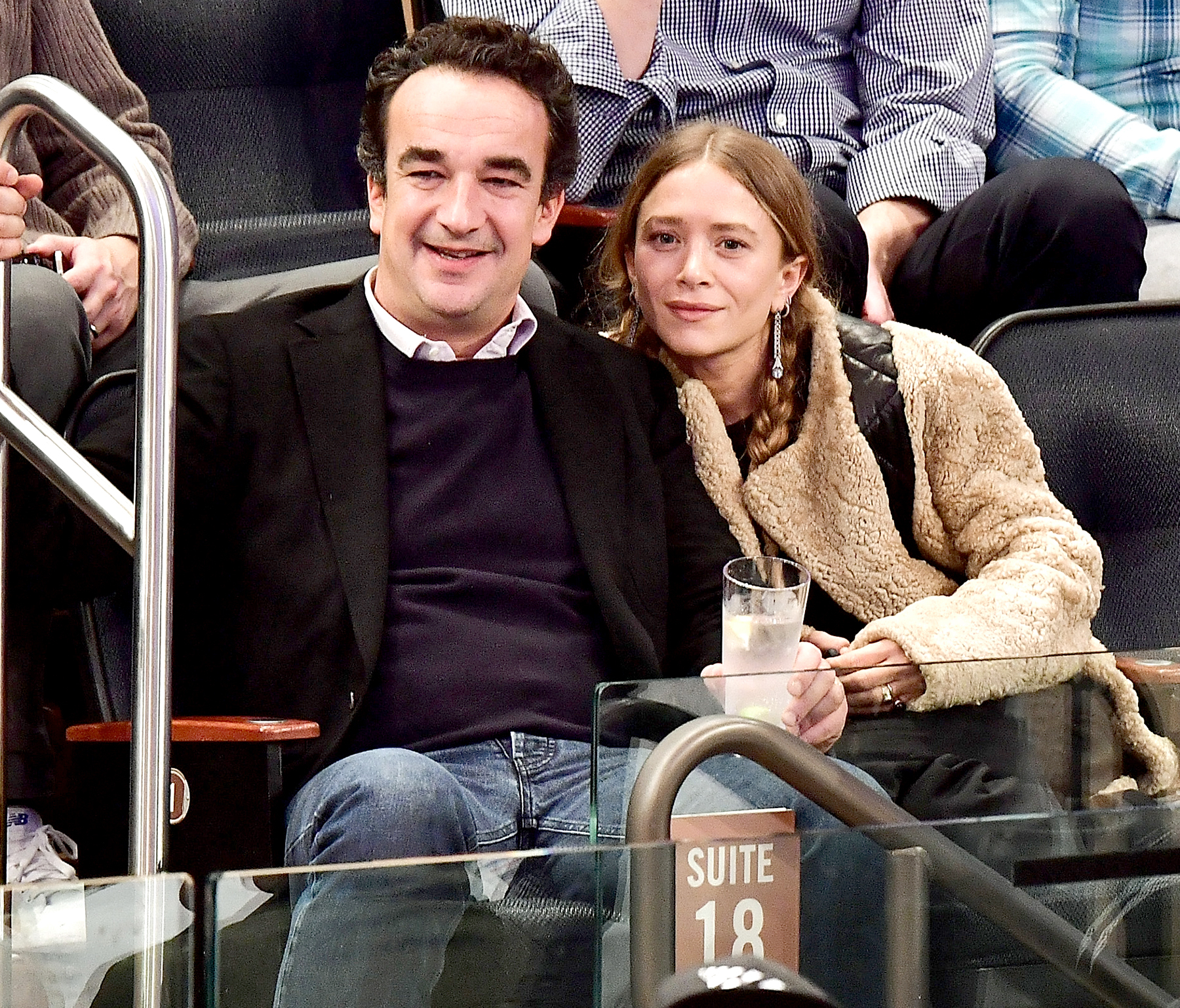Olivier Sarkozy married the designer and actress Mary-Kate Olsen 11/30/2015 9