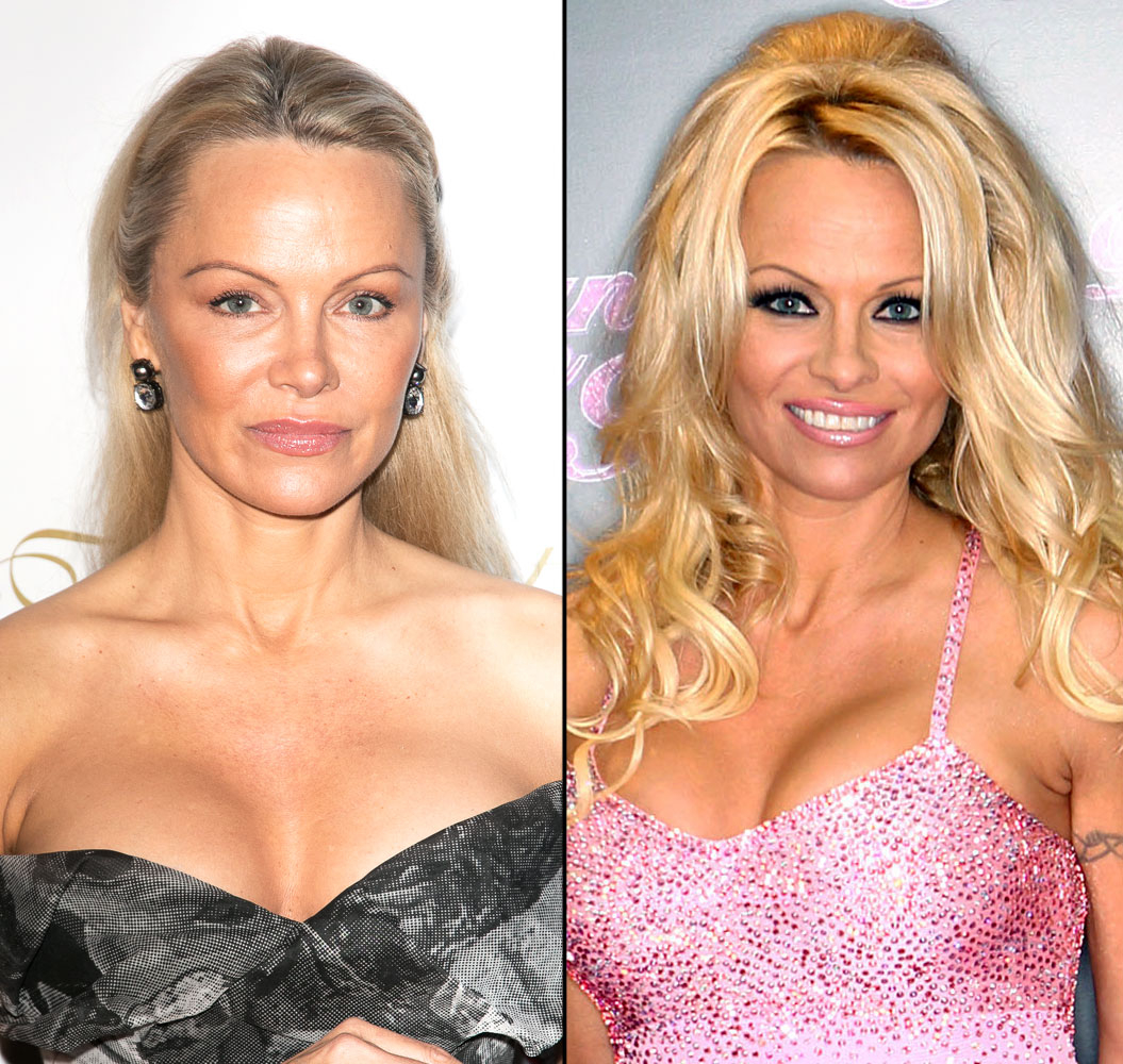 Pamela Anderson Emerges With A Makeunder Pics