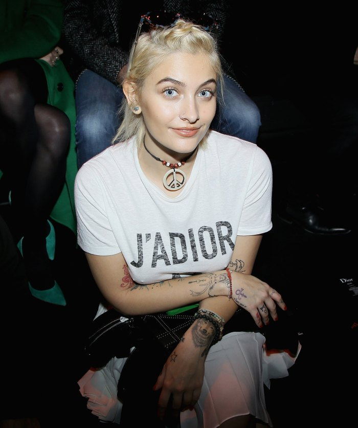 Being naked is part of what makes us human: Paris Jackson