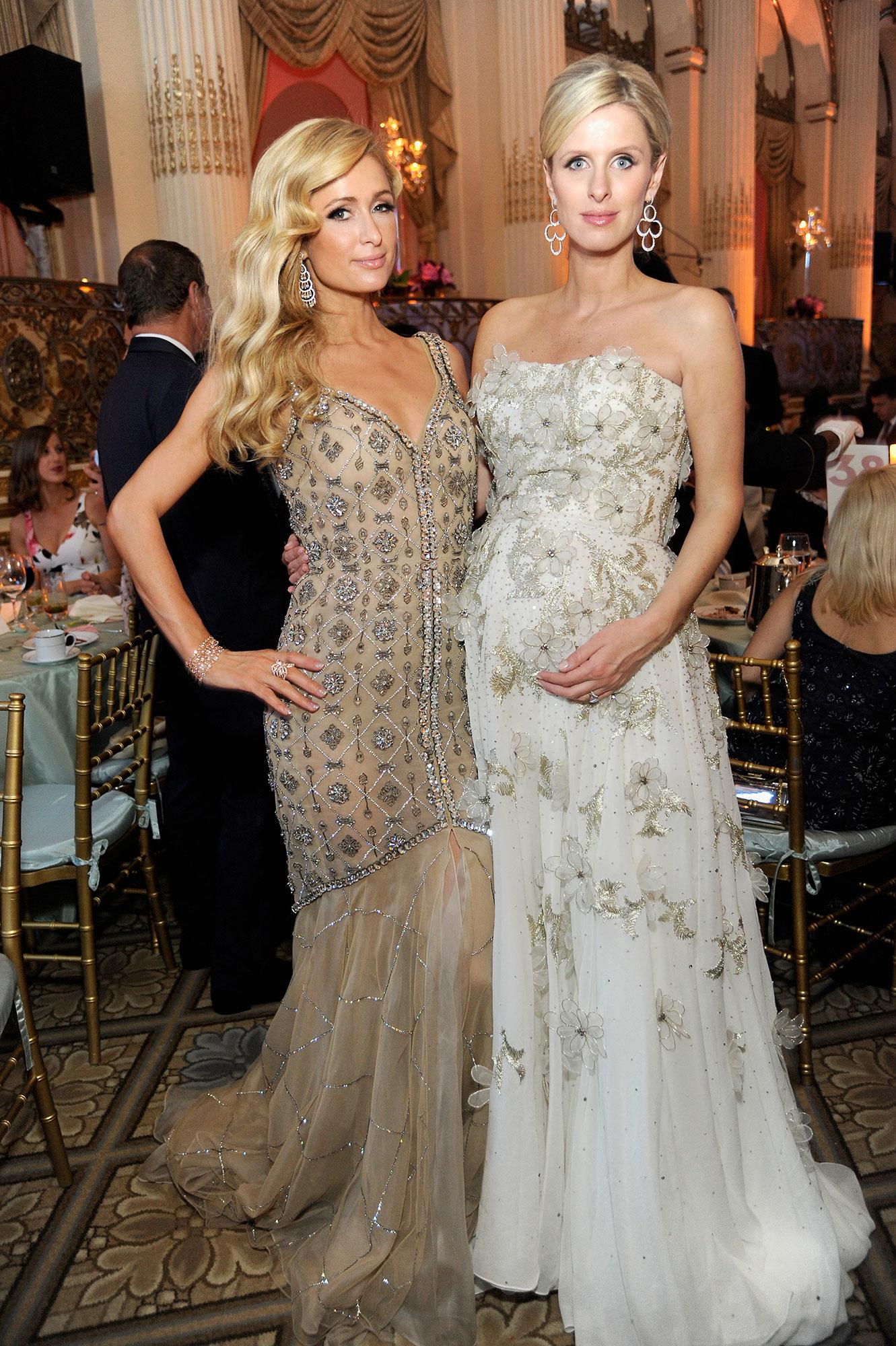 Paris Hilton Nicky Rothschild