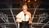 Patricia Arquette Oscars' Most Unforgettable Moments