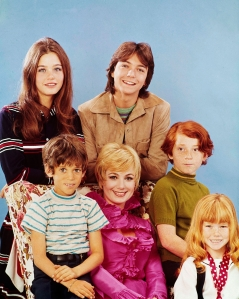 'Partridge Family' stars Susan Dey, Jeremy Gelbwaks, David Cassidy, Shirley Jones, Danny Bonaduce, Suzanne Crough