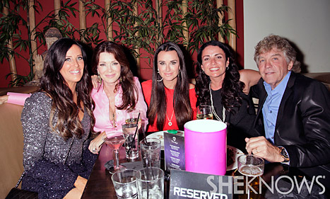 Patti Stanger party