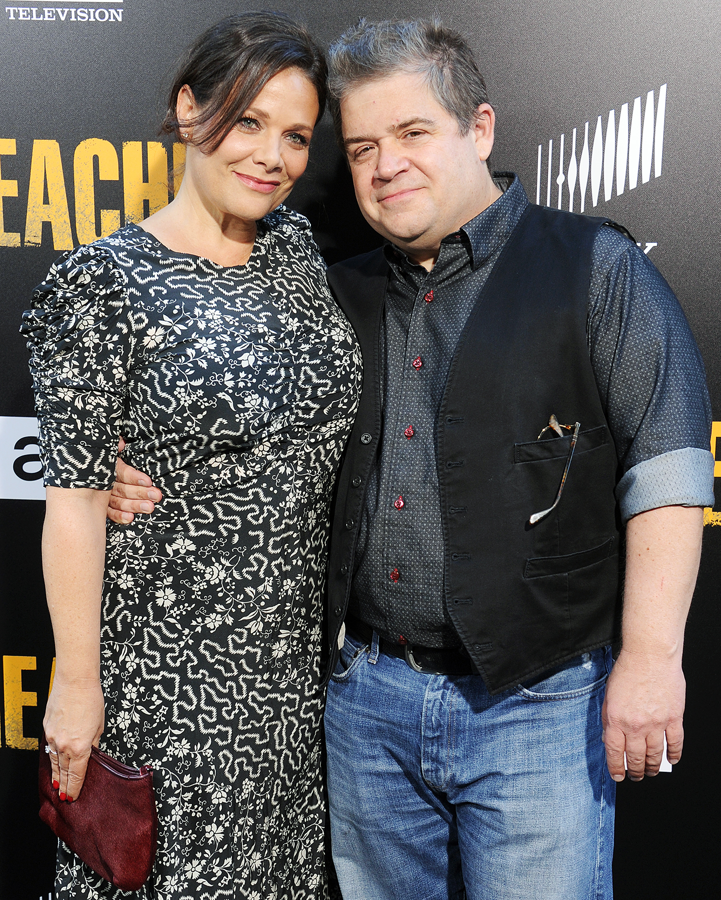 Patton Oswalt Is Engaged To Actress Meredith Salenger