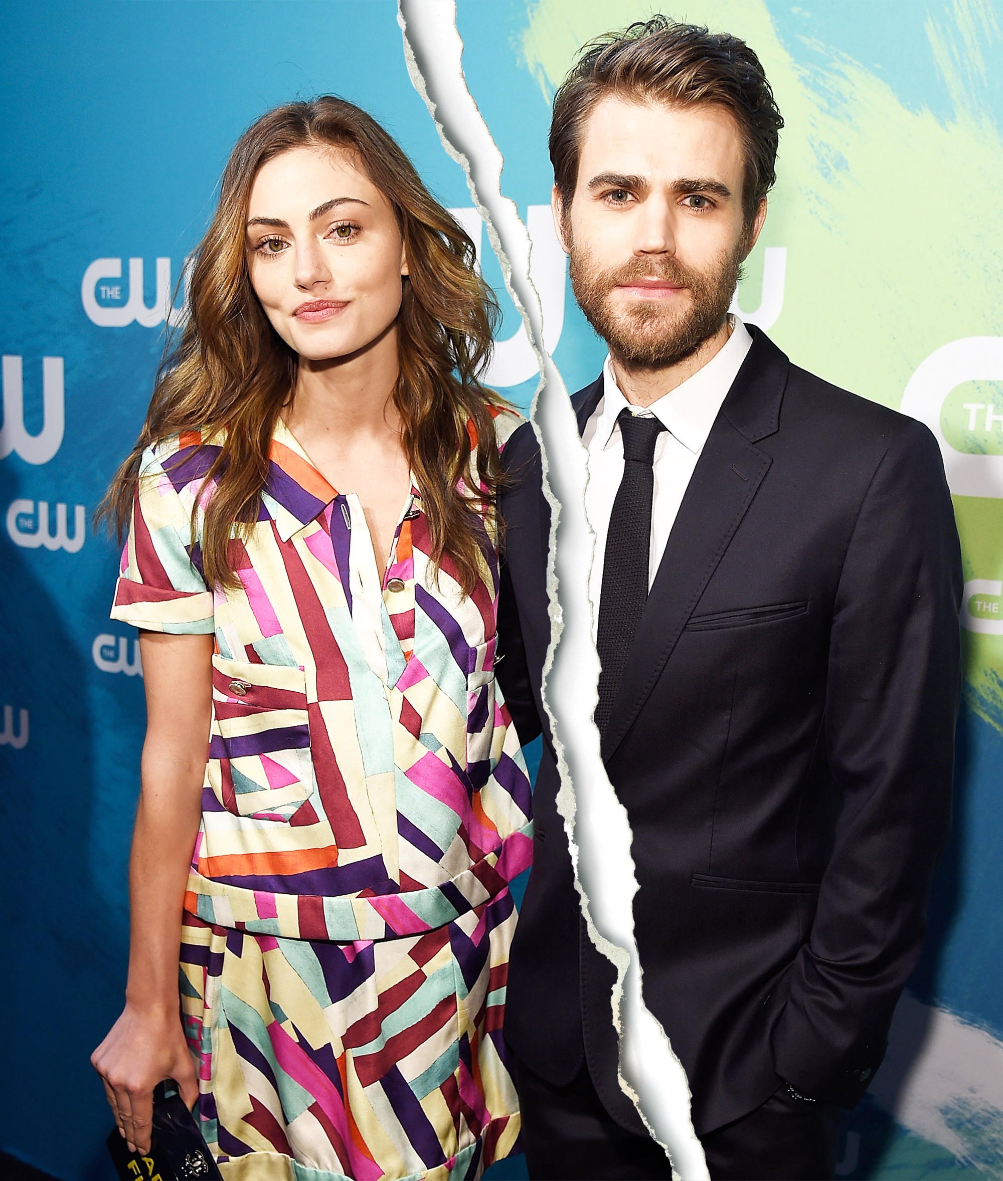 Paul Wesley And Phoebe Tonkin Split After Nearly 4 Years Together