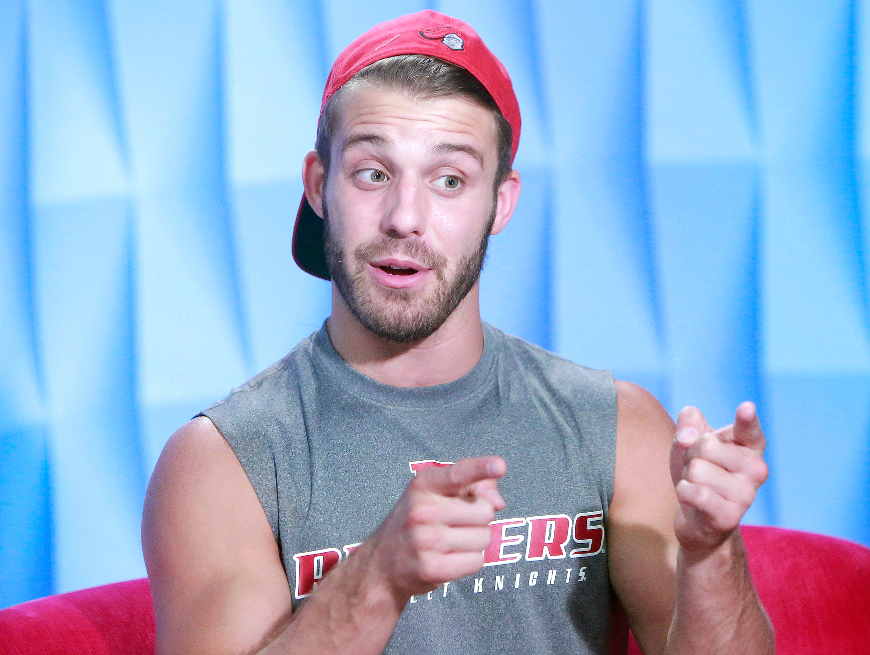 Paul Calafiore on Big Brother