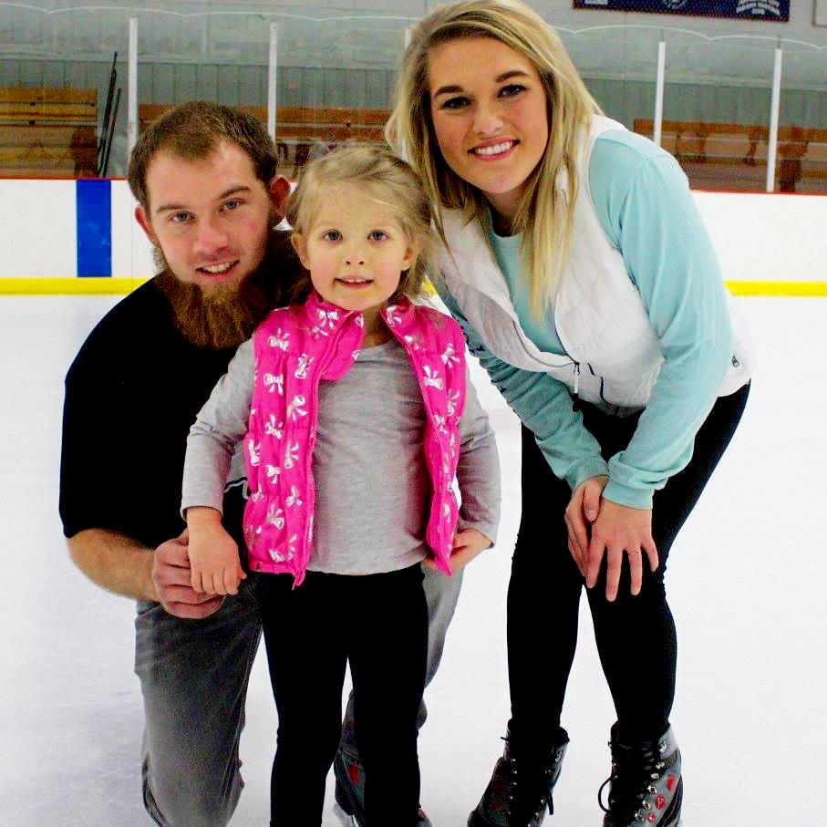 Payton , Charlie and Kayla Imhoff