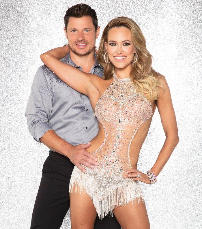 Nick Lachey Peta MURGATROYD Dancing With The Stars DWTS