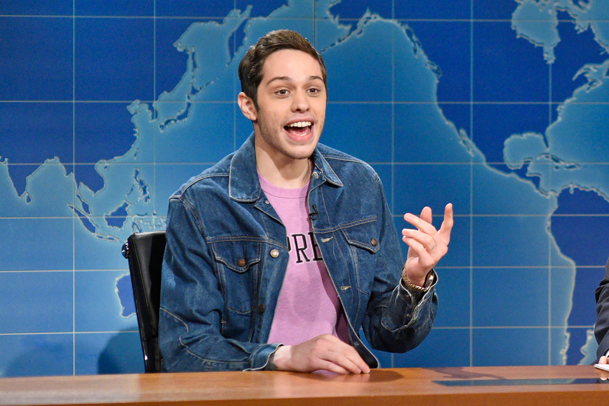 Pete Davidson Opens Up About Mental Health on 'SNL'