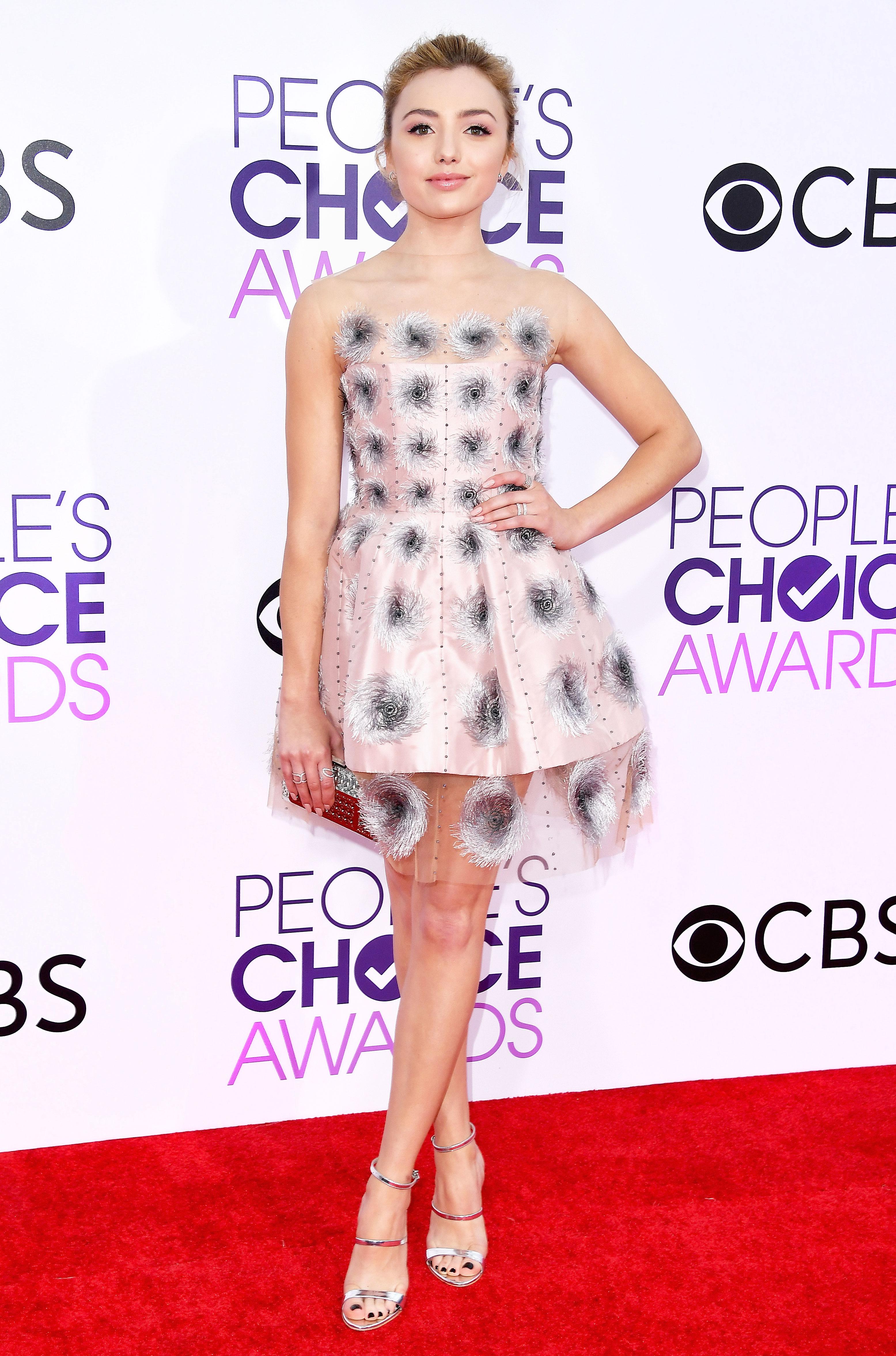 People S Choice Awards 2017 Best Dressed Stars
