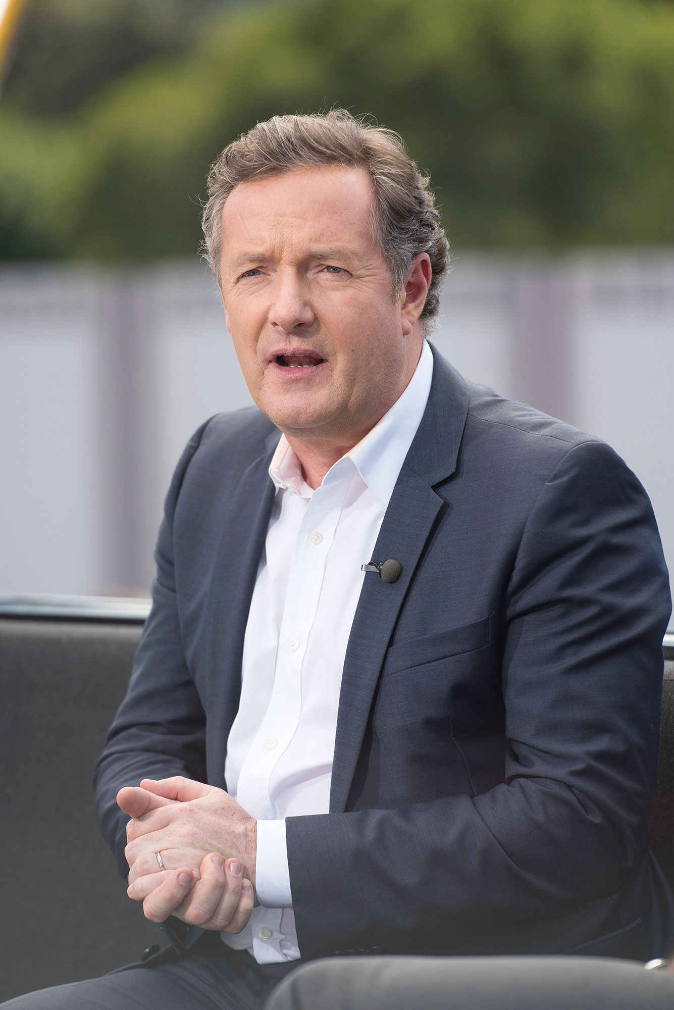"Piers Morgan - Once he declared his preference for the ""less inflammatory, agitating"" side of Lemonade -era Beyoncé (who he also pegged as a ""militant activist""), a Bey backer tweeted that she felt ""uncomfortable about Piers Morgan using Beyoncé to boost his strugglebus journalist career."""