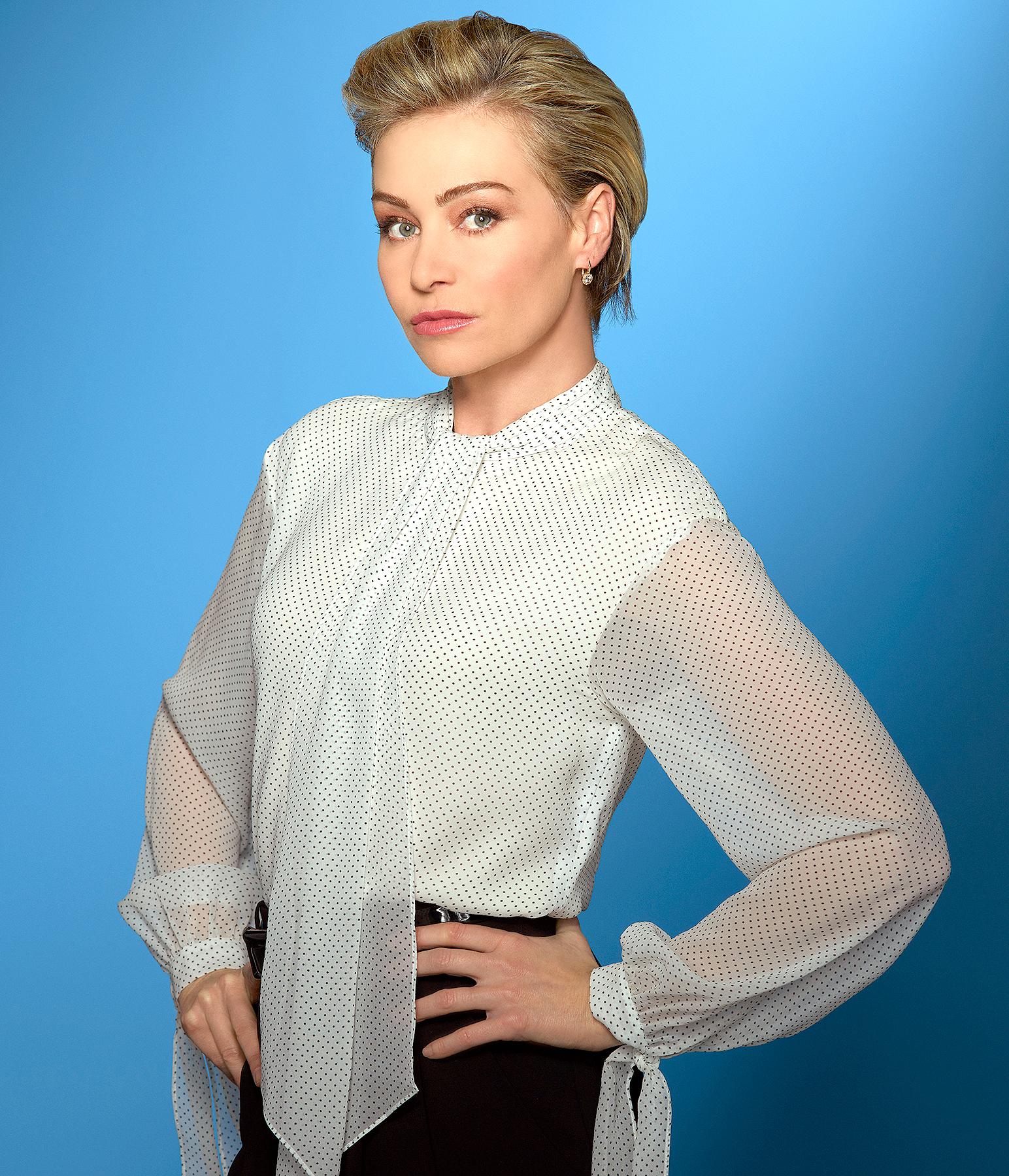 "ABC's ""Scandal"" stars Portia de Rossi as Elizabeth North."