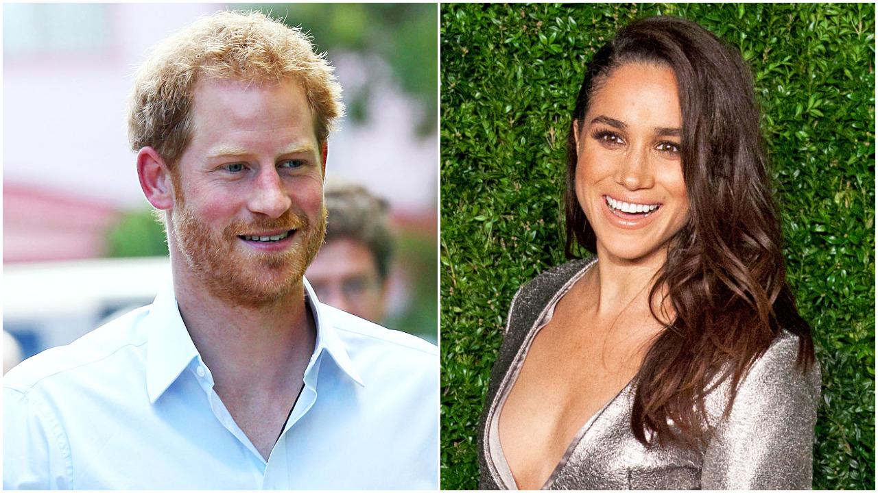 Prince Harry Meghan Markle love marriage