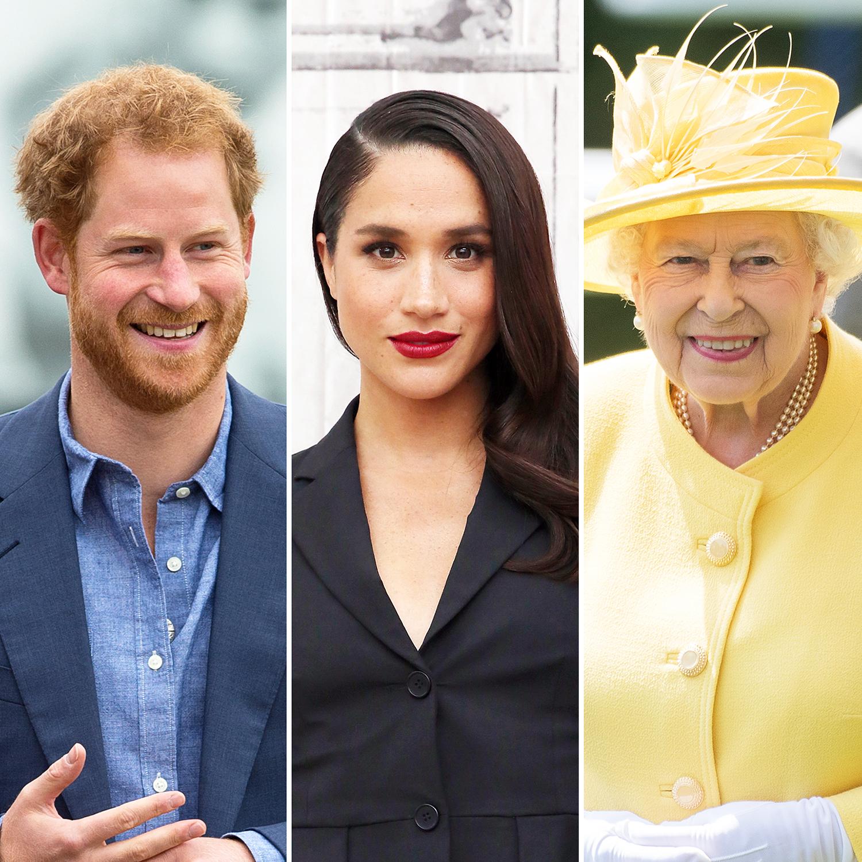 Meghan Markle Finally Meets Queen Elizabeth