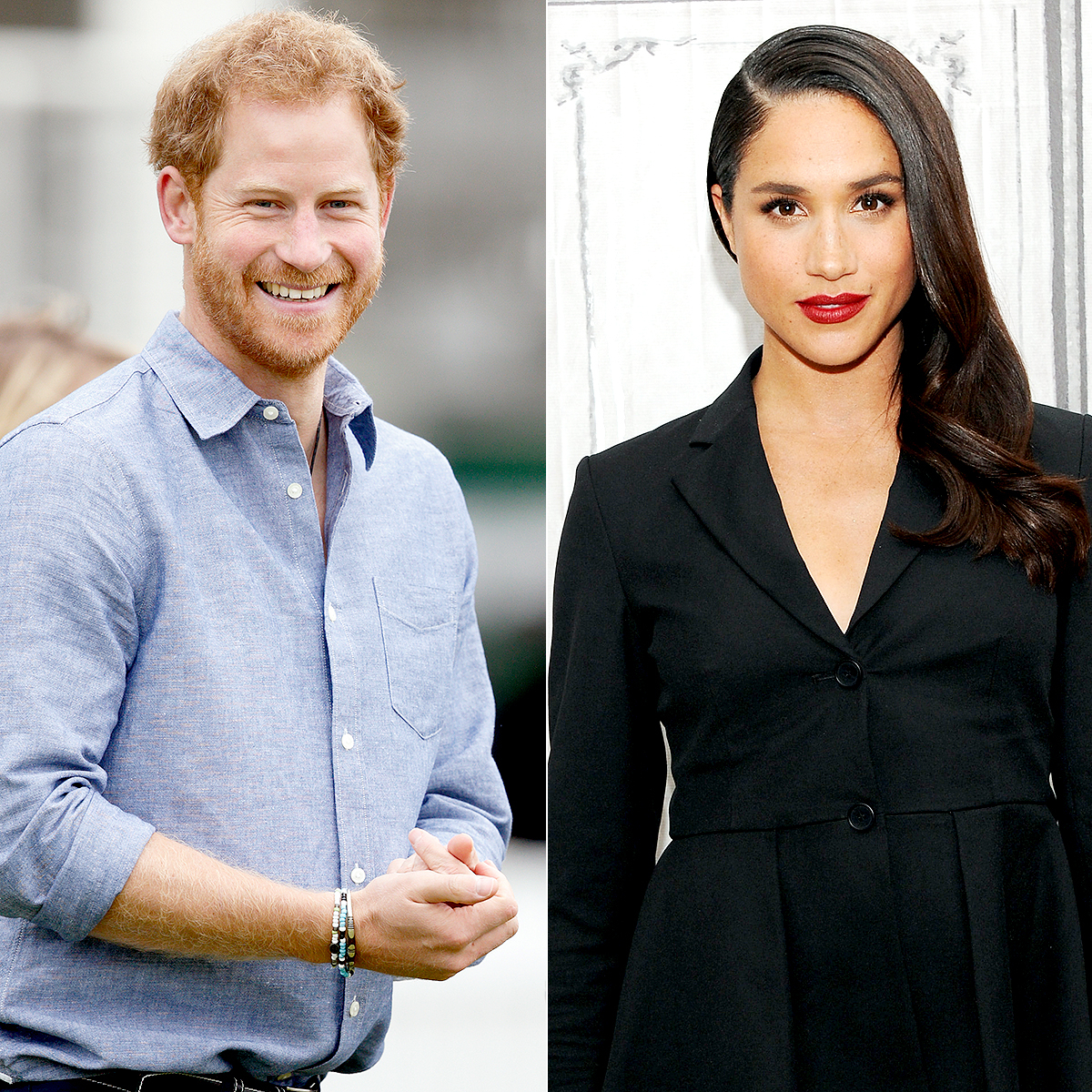 Suits Actress Meghan Markle Opens Up About Royal Romance With Prince Harry