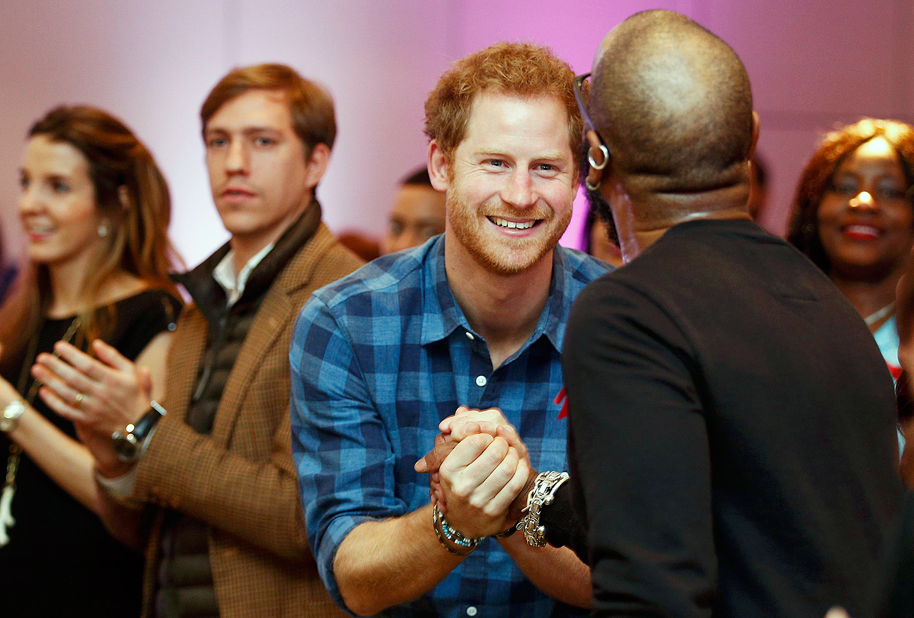 Prince Harry NAZ