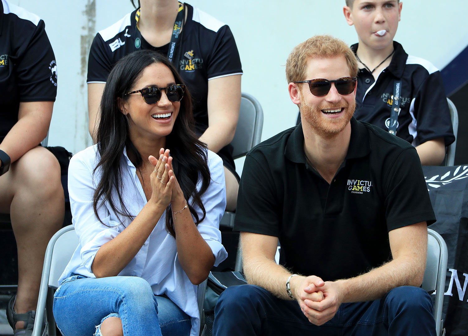 Prince harry meghan markle hold hands at invictus games 2017 hip hip hooray aiddatafo Choice Image