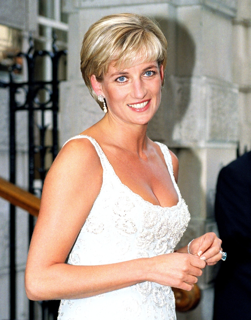 1d5b02cf33944 Princess Diana's Iconic Short Haircut: Sam McKnight Gives Details