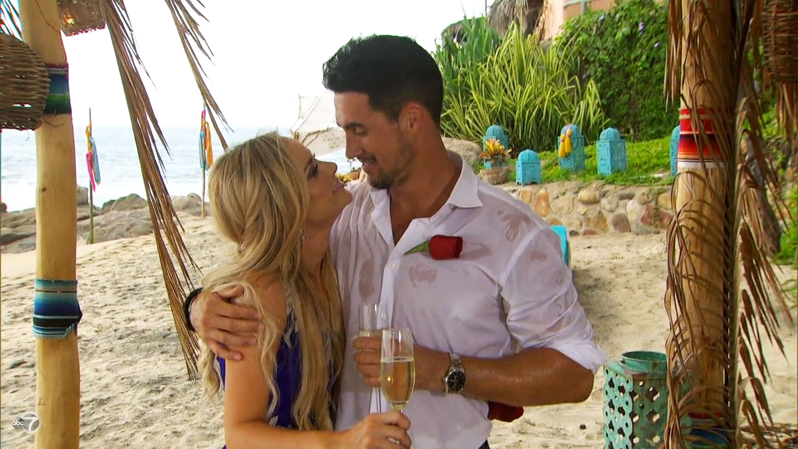 Amanda Stanton and Josh Murray