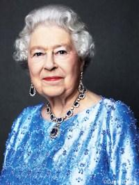 Queen Elizabeth Sapphire Jubilee