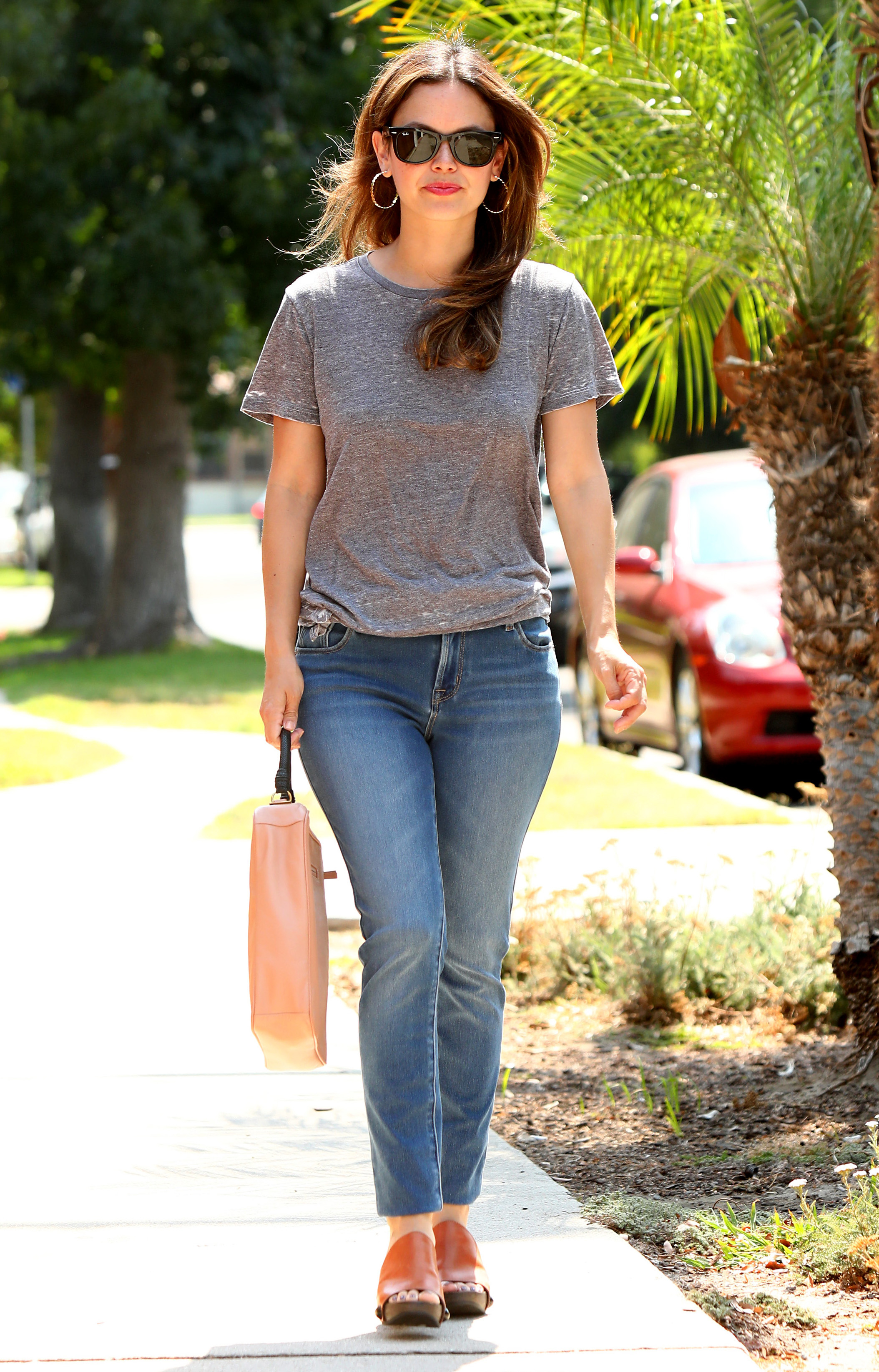 Blake Lively And Rachel Bilson Wore The Same Old Navy Jeans