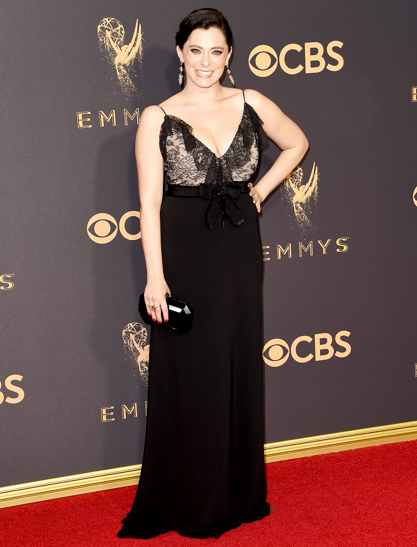 Rachel Bloom attends the 69th Annual Primetime Emmy Awards at Microsoft Theater on September 17, 2017 in Los Angeles, California.