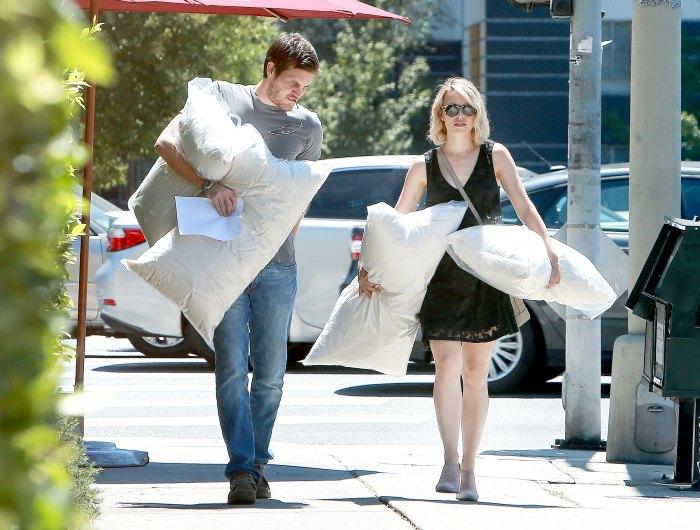 Rachel McAdams and Jamie Linden