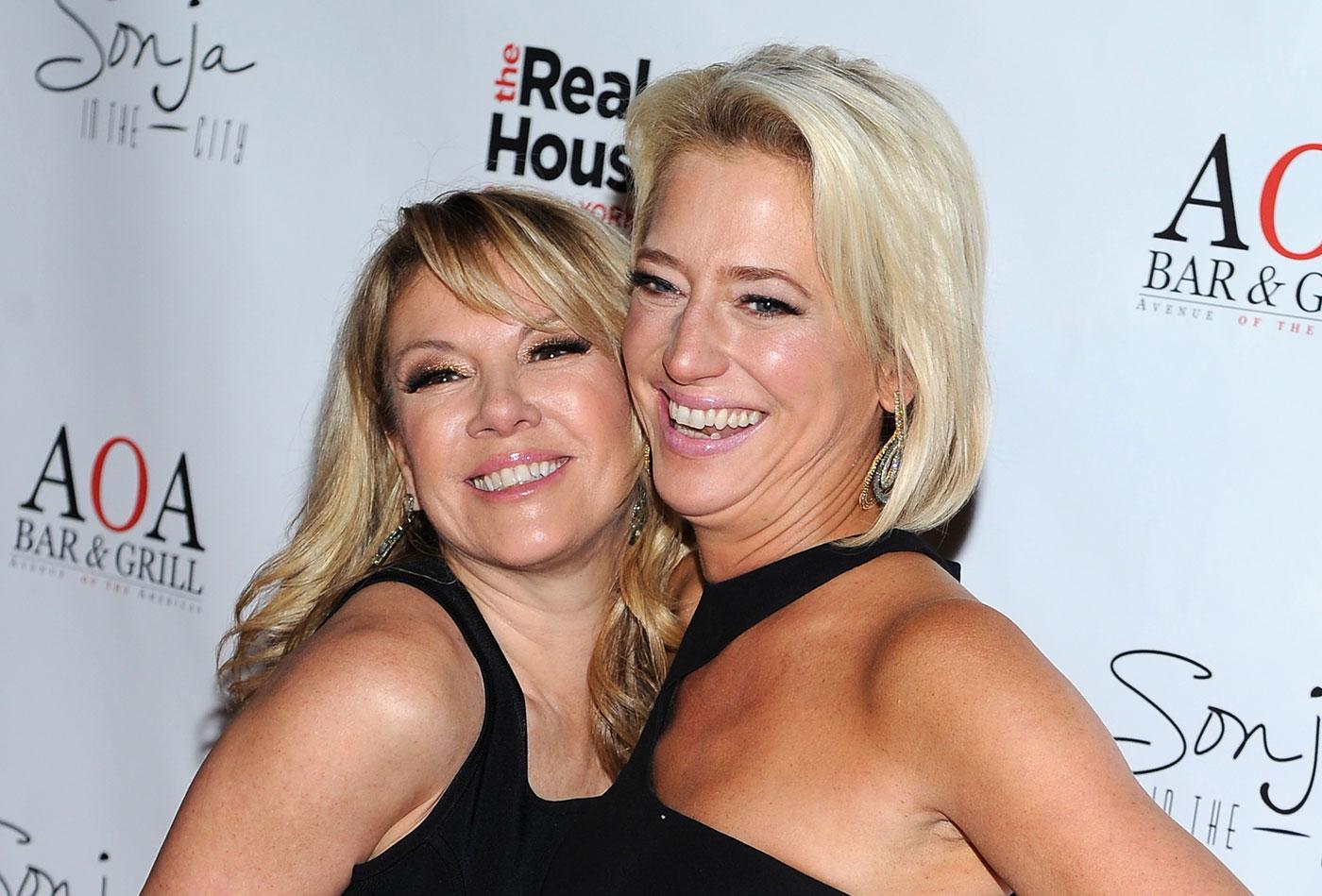 Ramona Singer and Dorinda Medley are feuding on Twitter