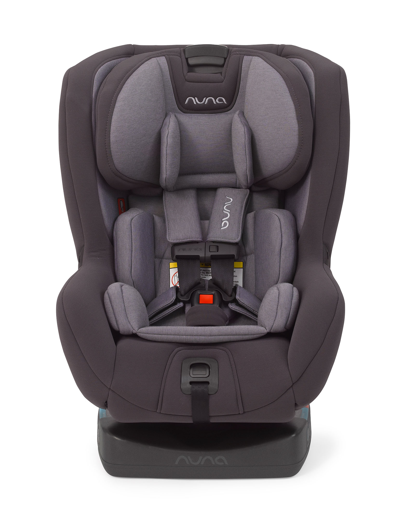 Rava Convertible Car Seat Is Incredibly Simple To Secure In Your Vehicle