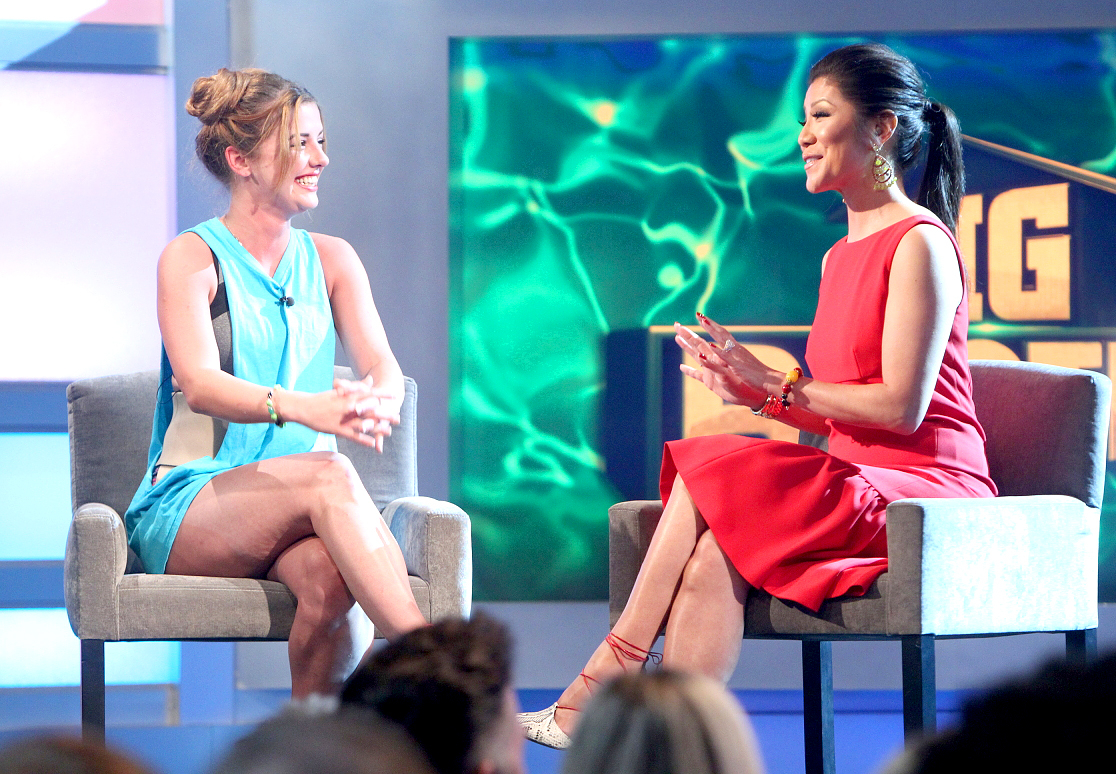 Raven Walton is the second houseguest to be interviewed by Julie Chen on BIG BROTHER, double eviction night Thursday, September 7th.