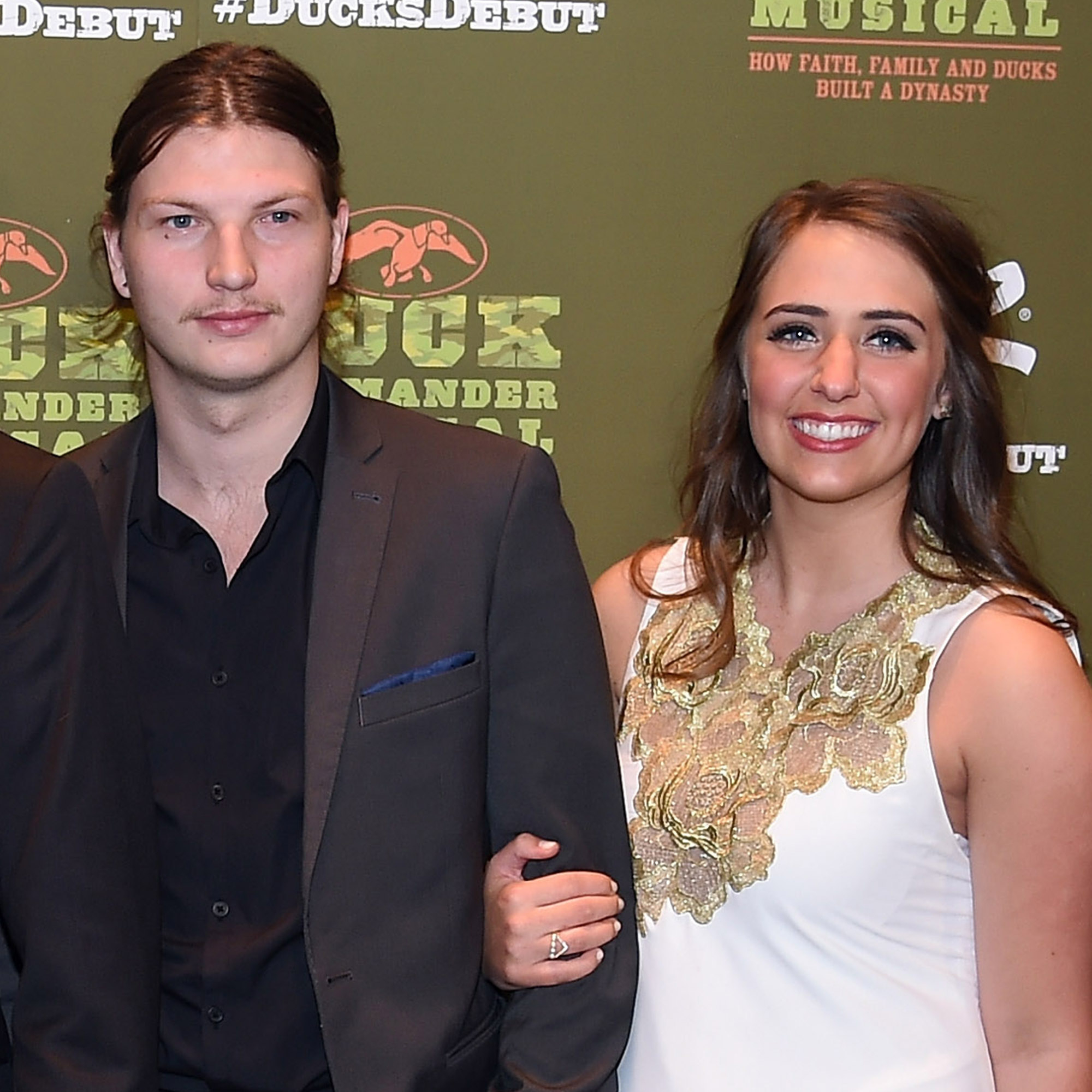 Brighton Thompson Bands: Duck Dynasty's Reed Robertson Marries High School
