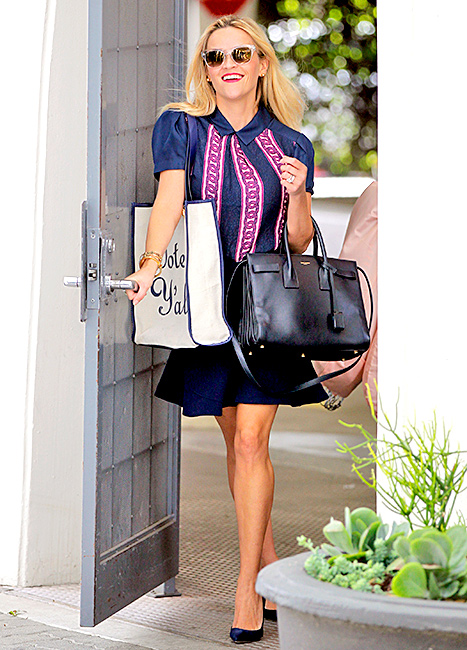Reese Witherspoon - August 28