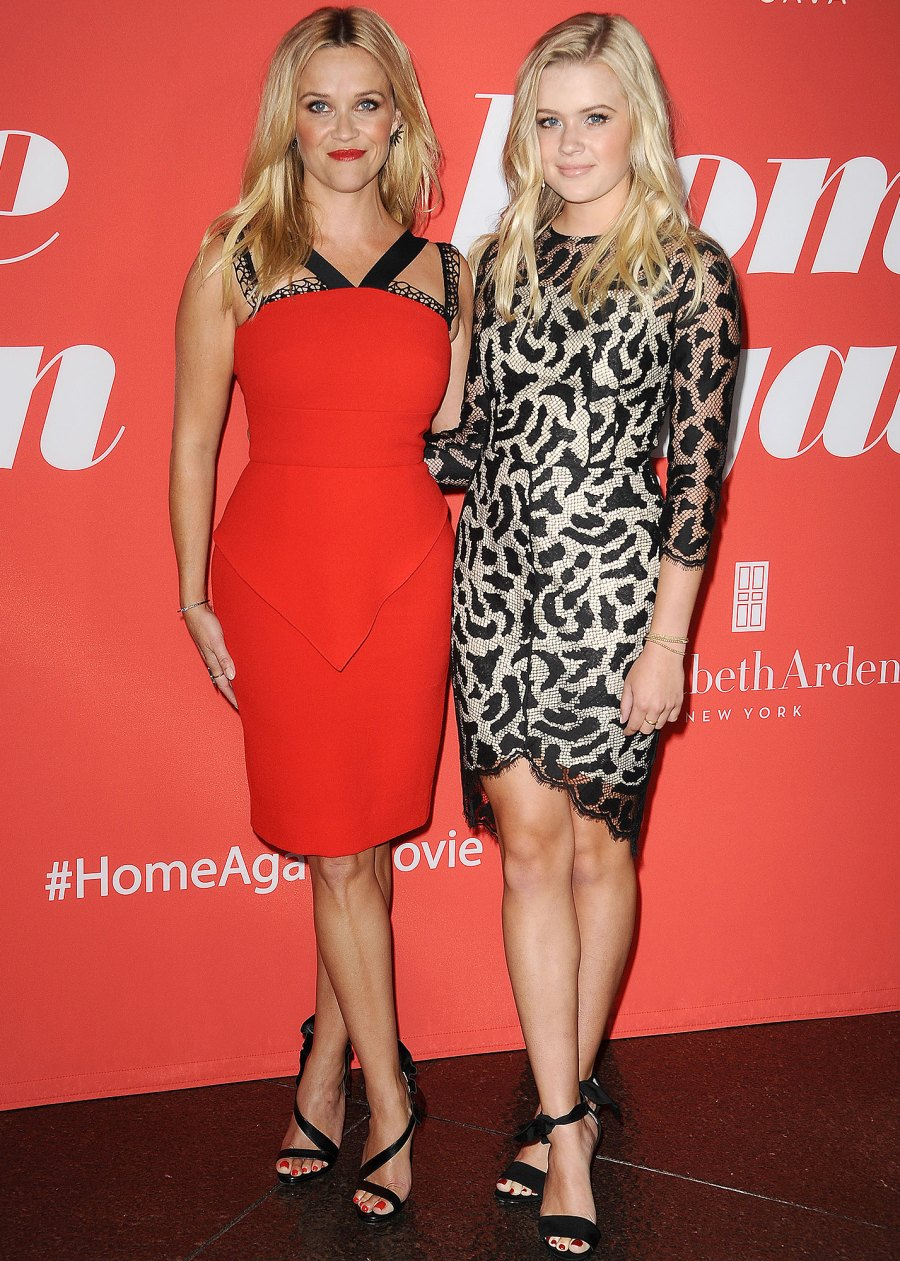 Reese Witherspoon, Ava Phillippe, Birthday, Home Again