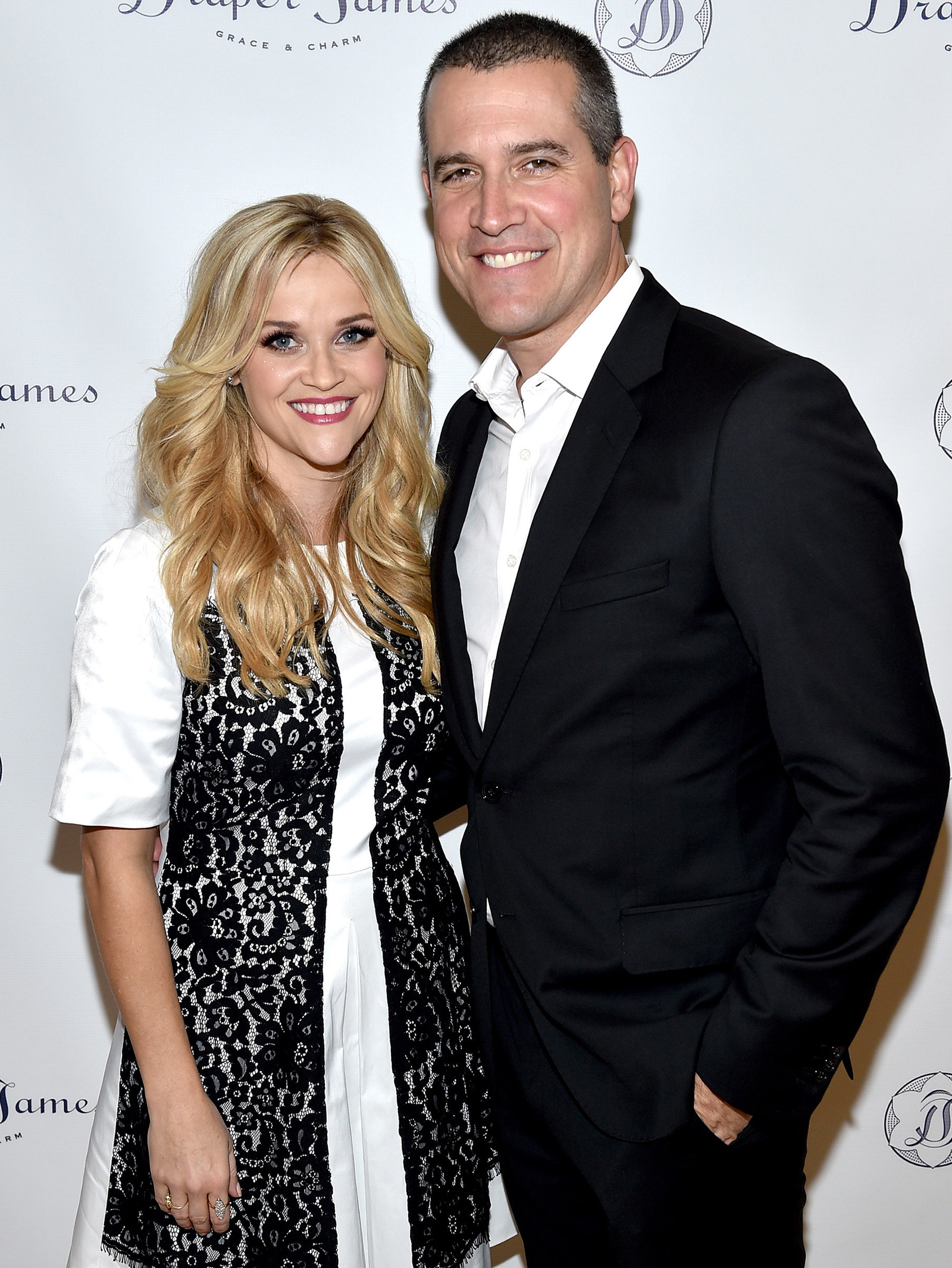 Reese Witherspoon Celebrates Fifth Anniversary With Jim Toth